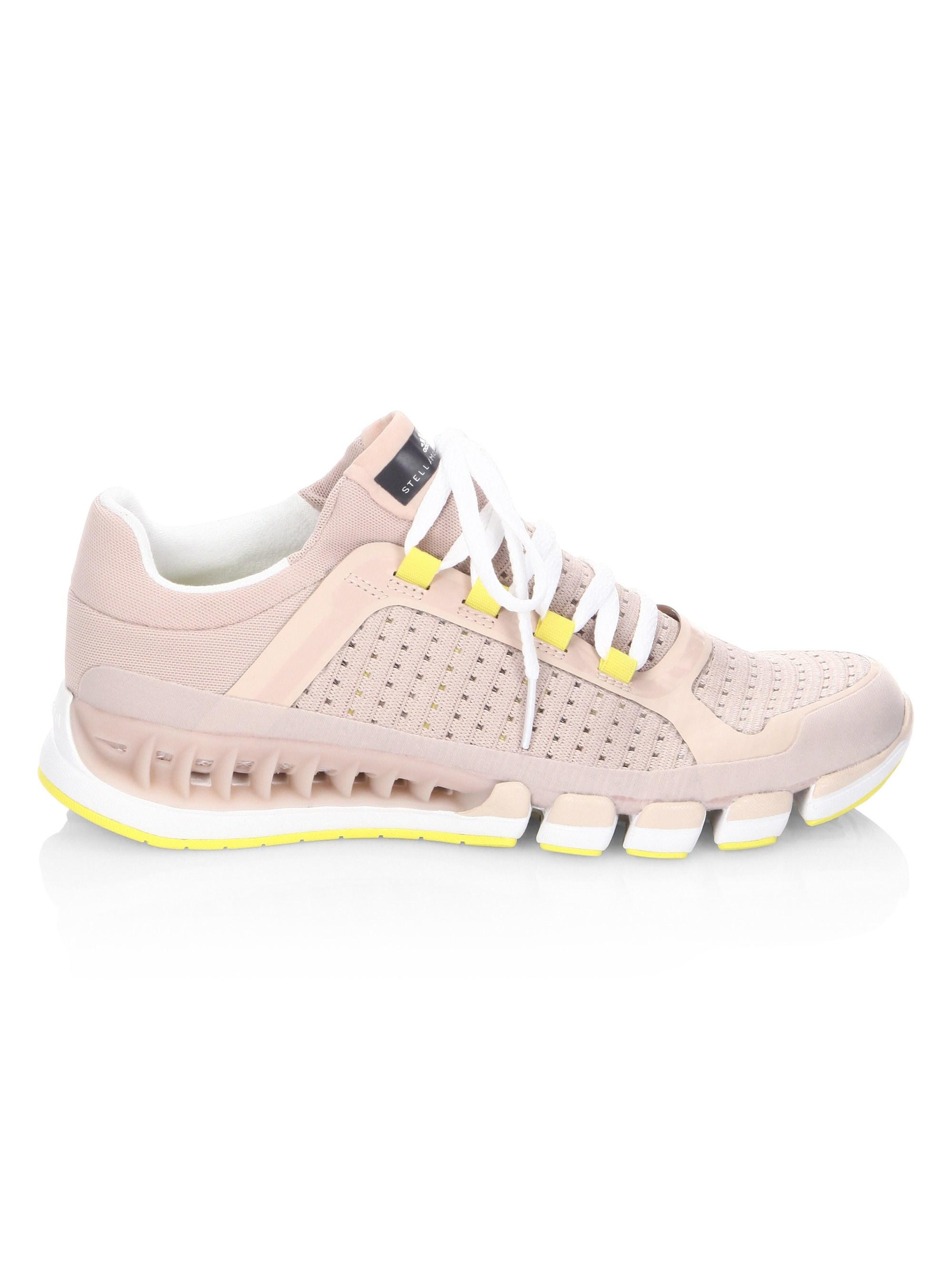 27d71f71223f adidas By Stella McCartney Clima Cool Revolution Sneakers in Pink - Lyst