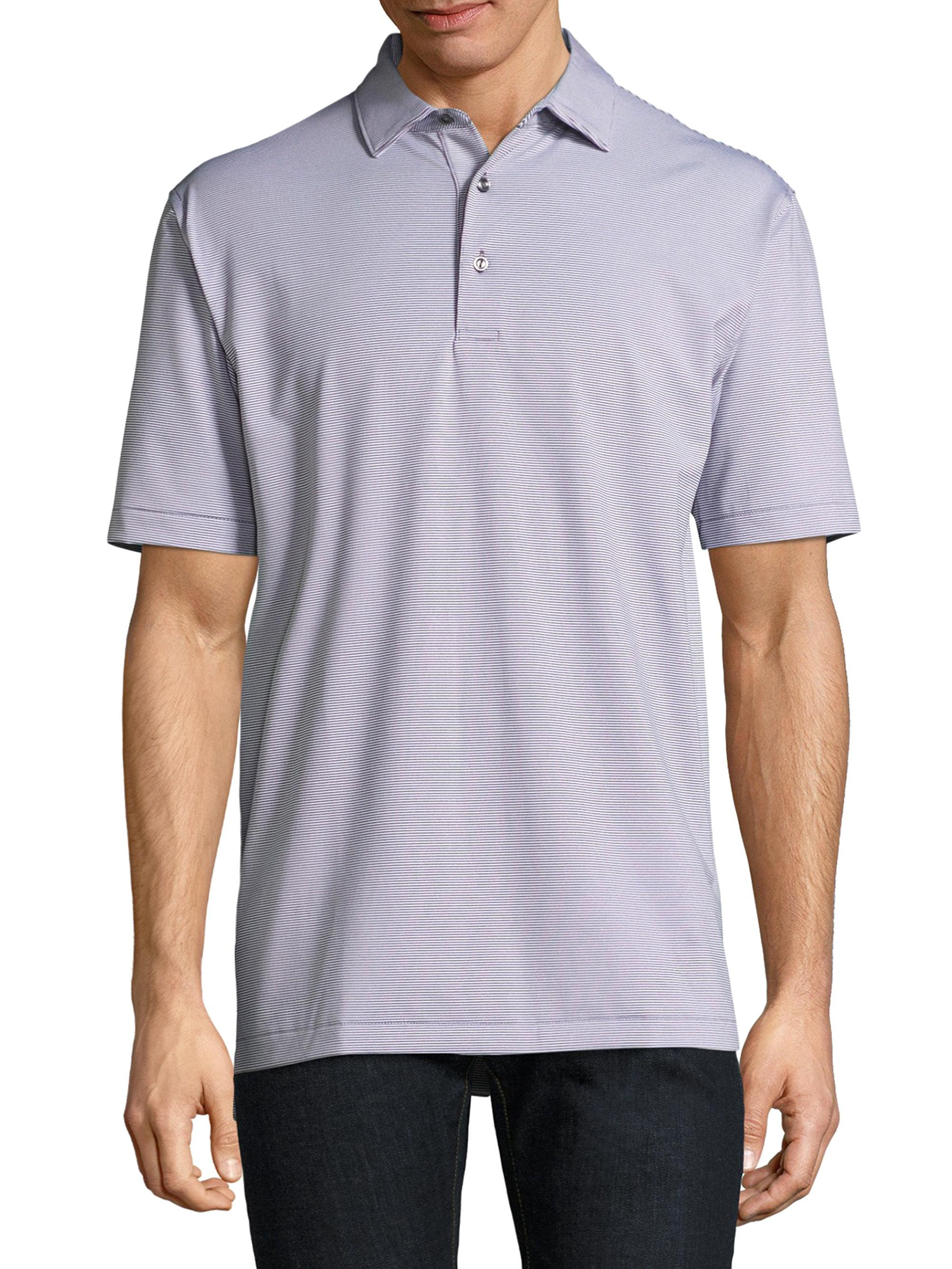 Lyst peter millar classic polo for men for Peter millar polo shirts