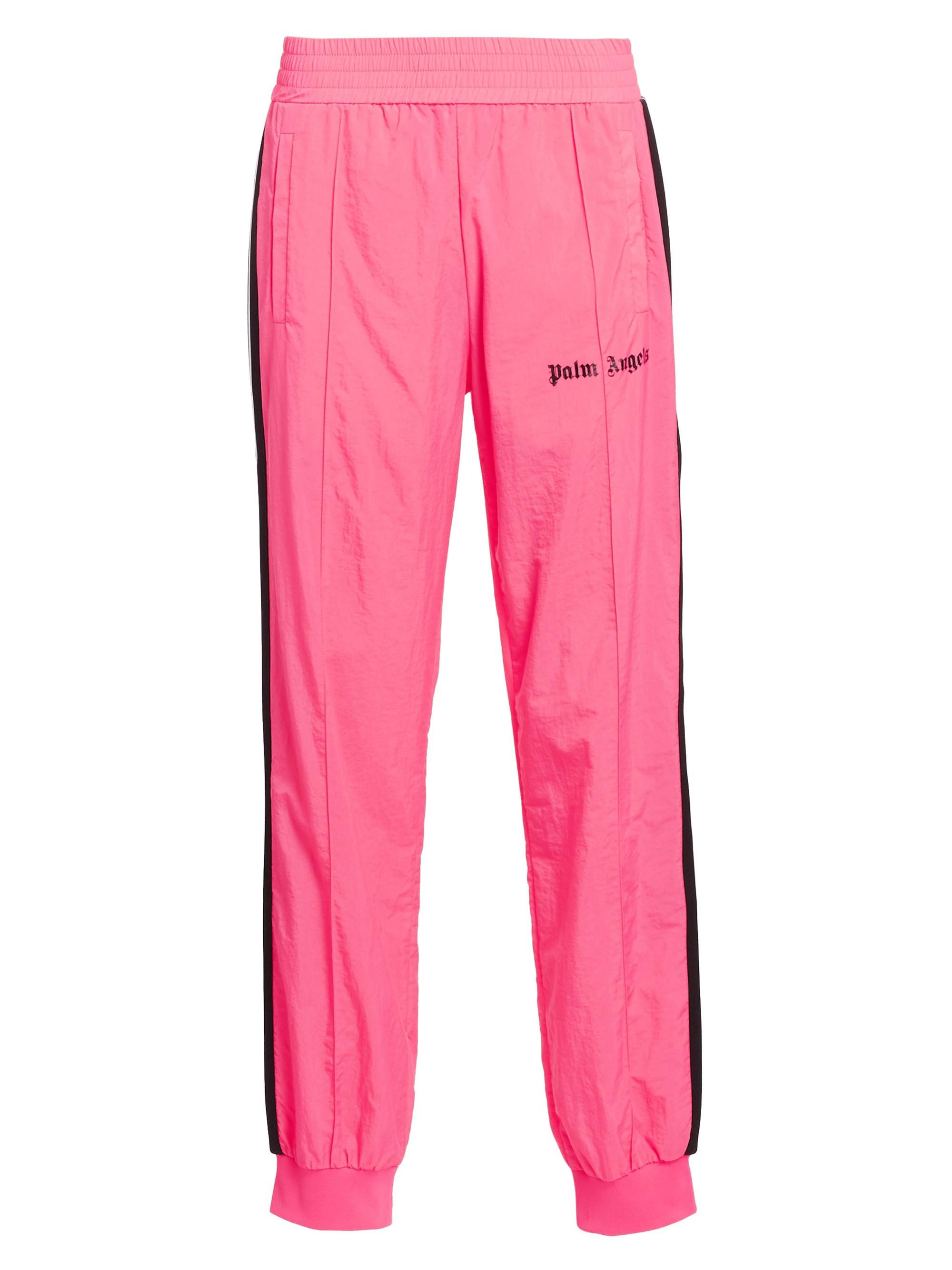 c62a0483 Palm Angels Men's Loose-fit Track Pants - Light Grey in Pink for Men ...