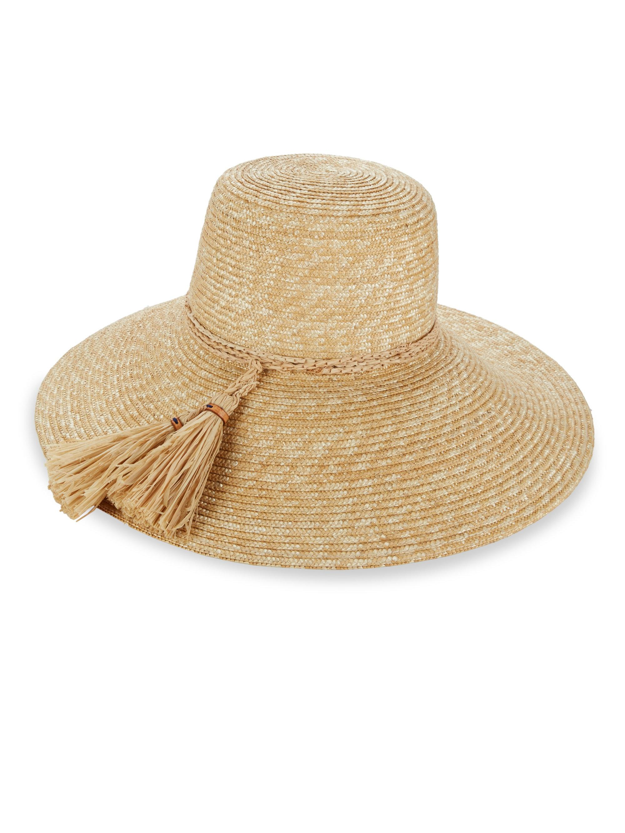 a899a61cd6c Lyst - Lola Hats Rope Swing Natural Raffia Sun Hat in Natural