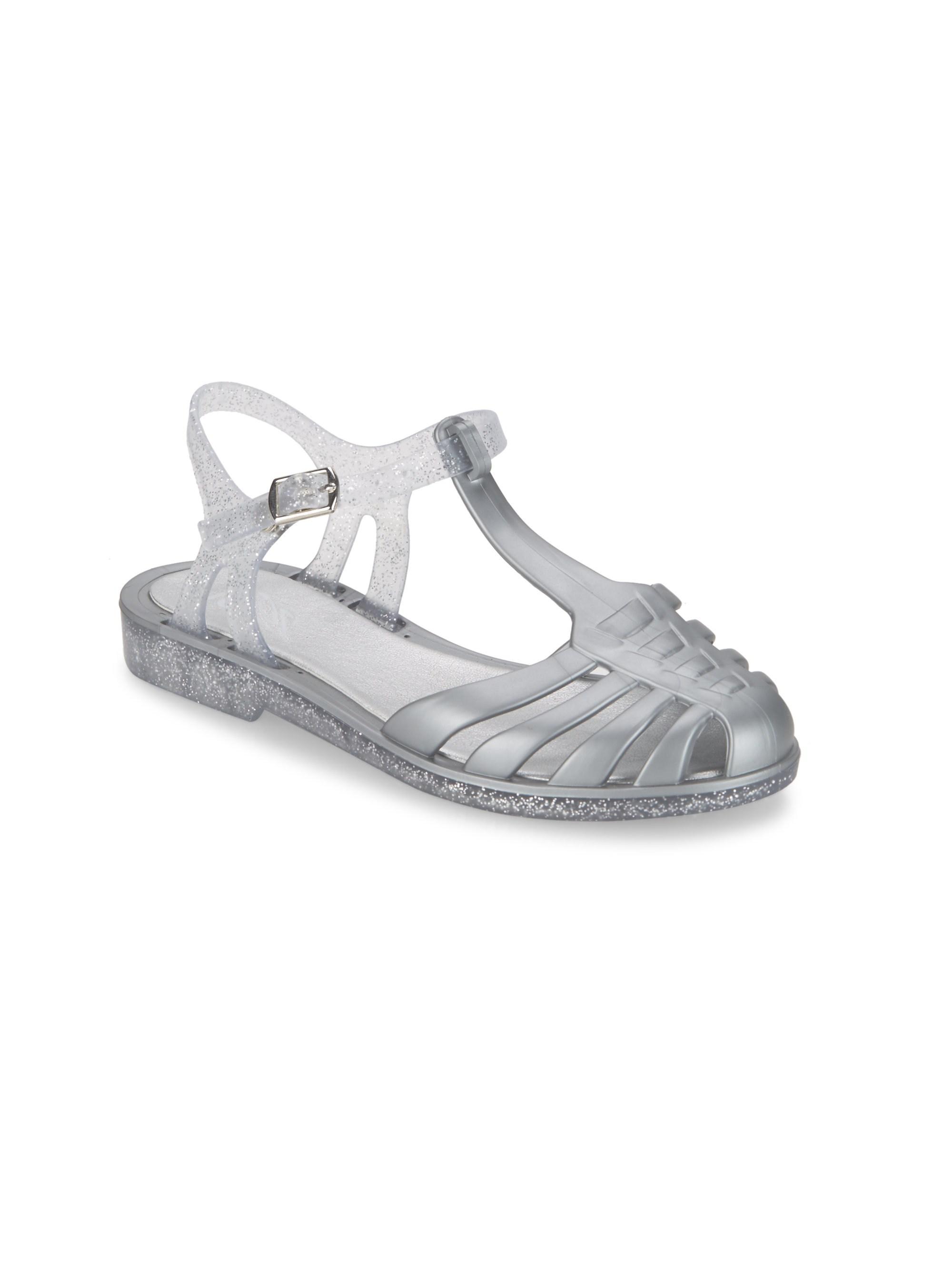 74d3eaa0140b IGOR Little Girl s   Girl s Laida Mini Jelly Sandals - Silver in ...