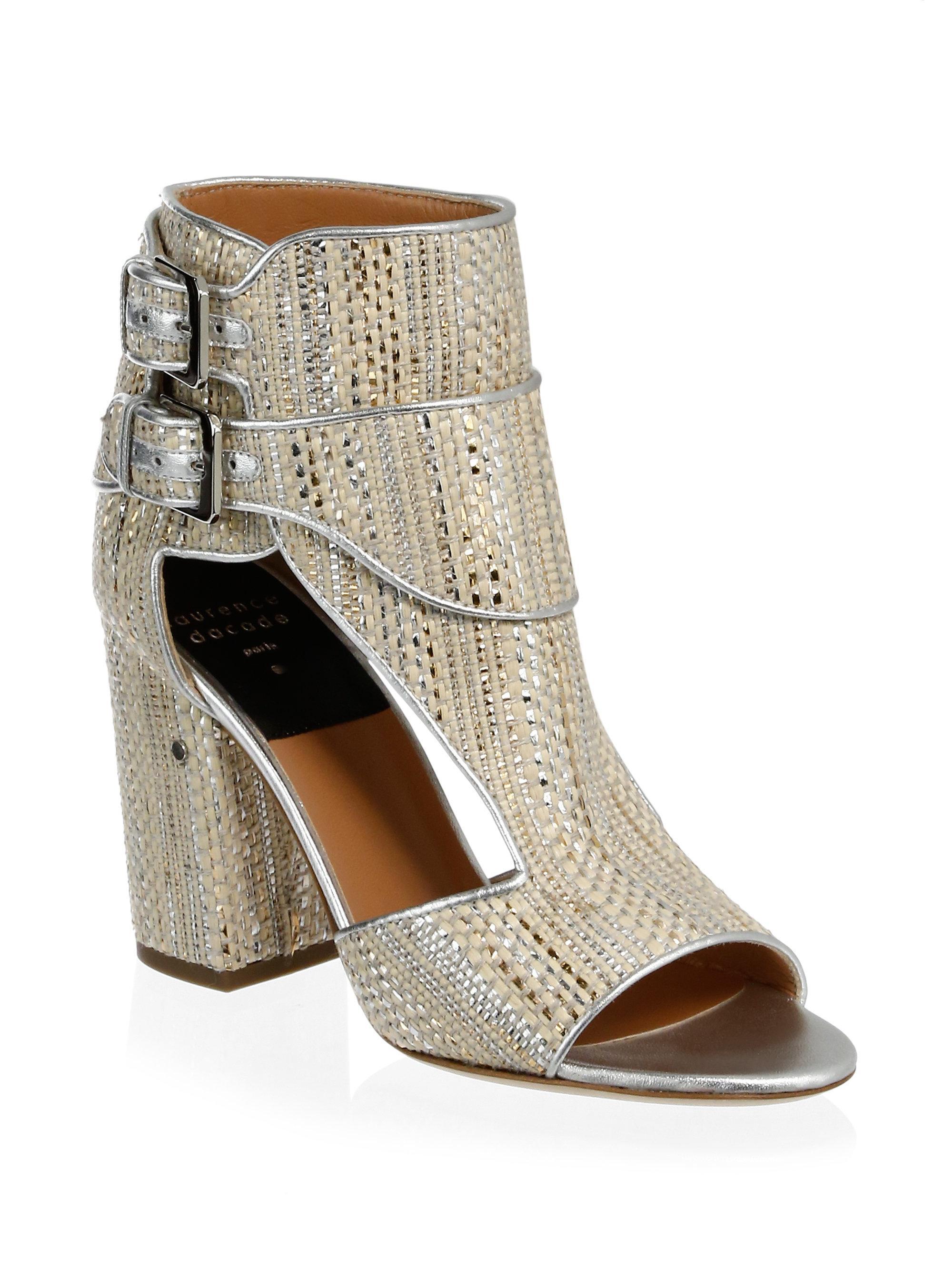 Rush buckled sandals - Metallic Laurence Dacade vZTORRGwiV