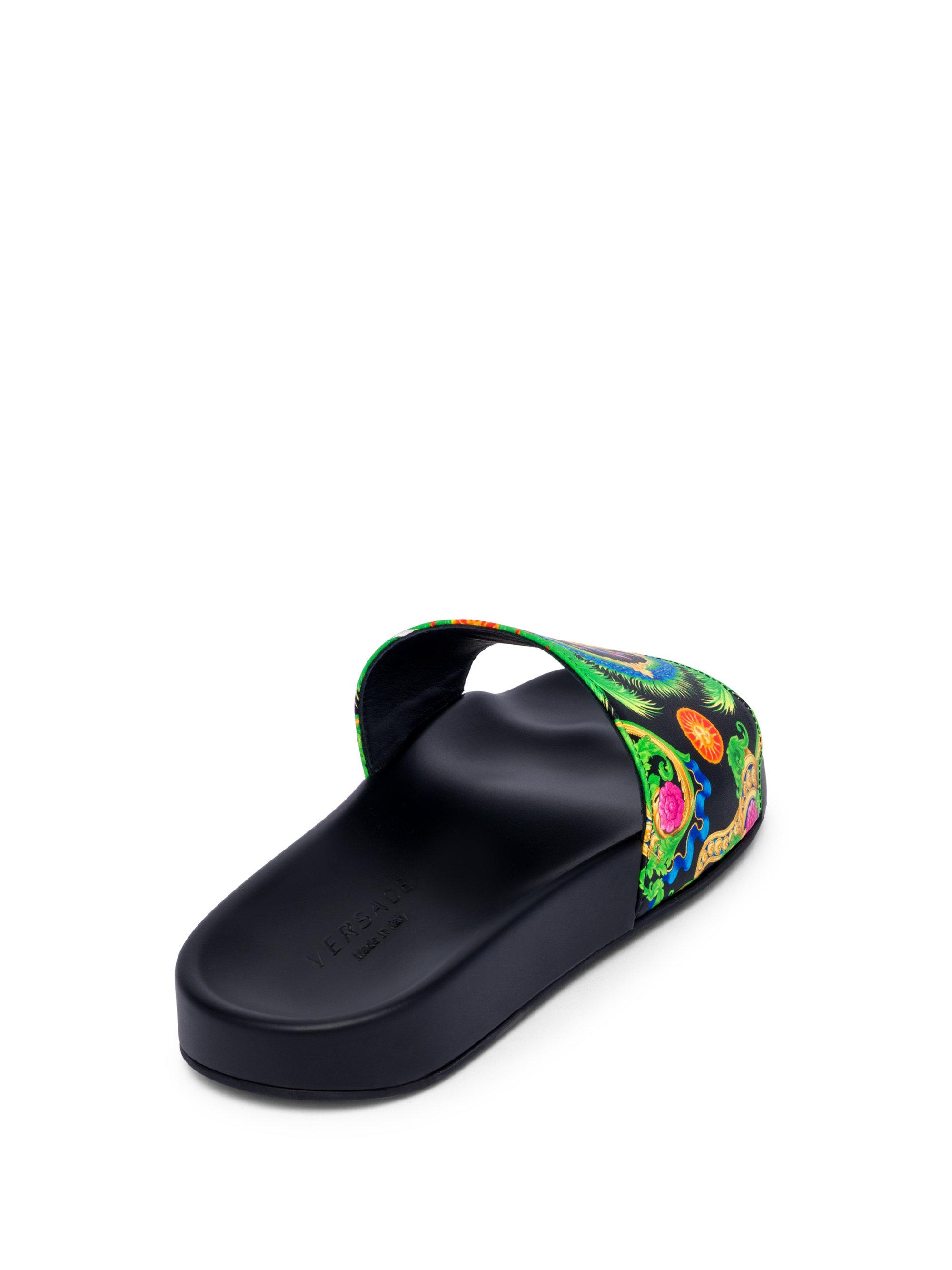 bf17f864e Lyst - Versace Multi Shower Sandal