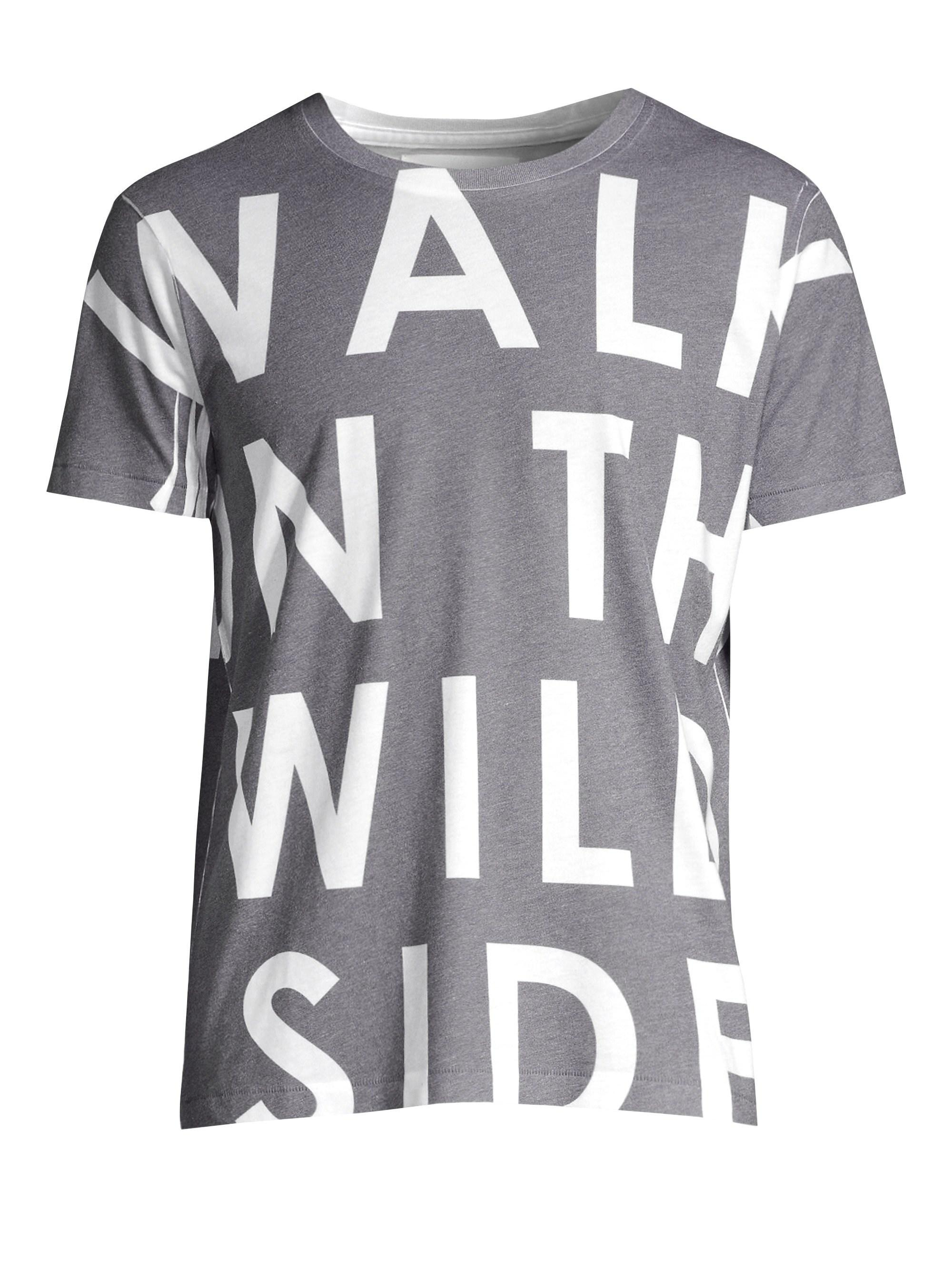 ca369c7a Lyst - Sol Angeles Wild Side Crew T-shirt for Men - Save 65%