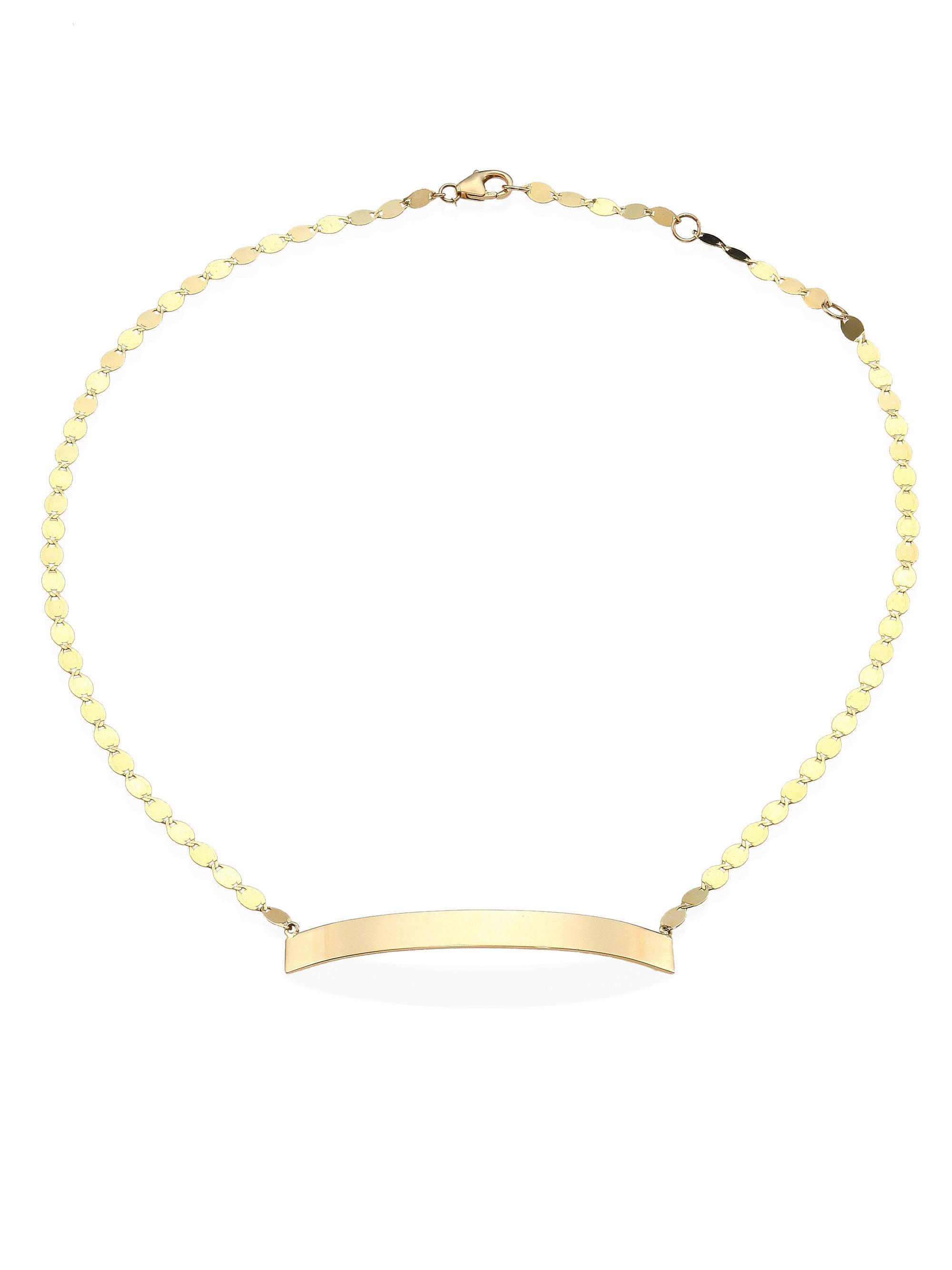 Lana Jewelry Nude Multi-Strand Chain Bracelet in 14K Gold HCrEpeVwk