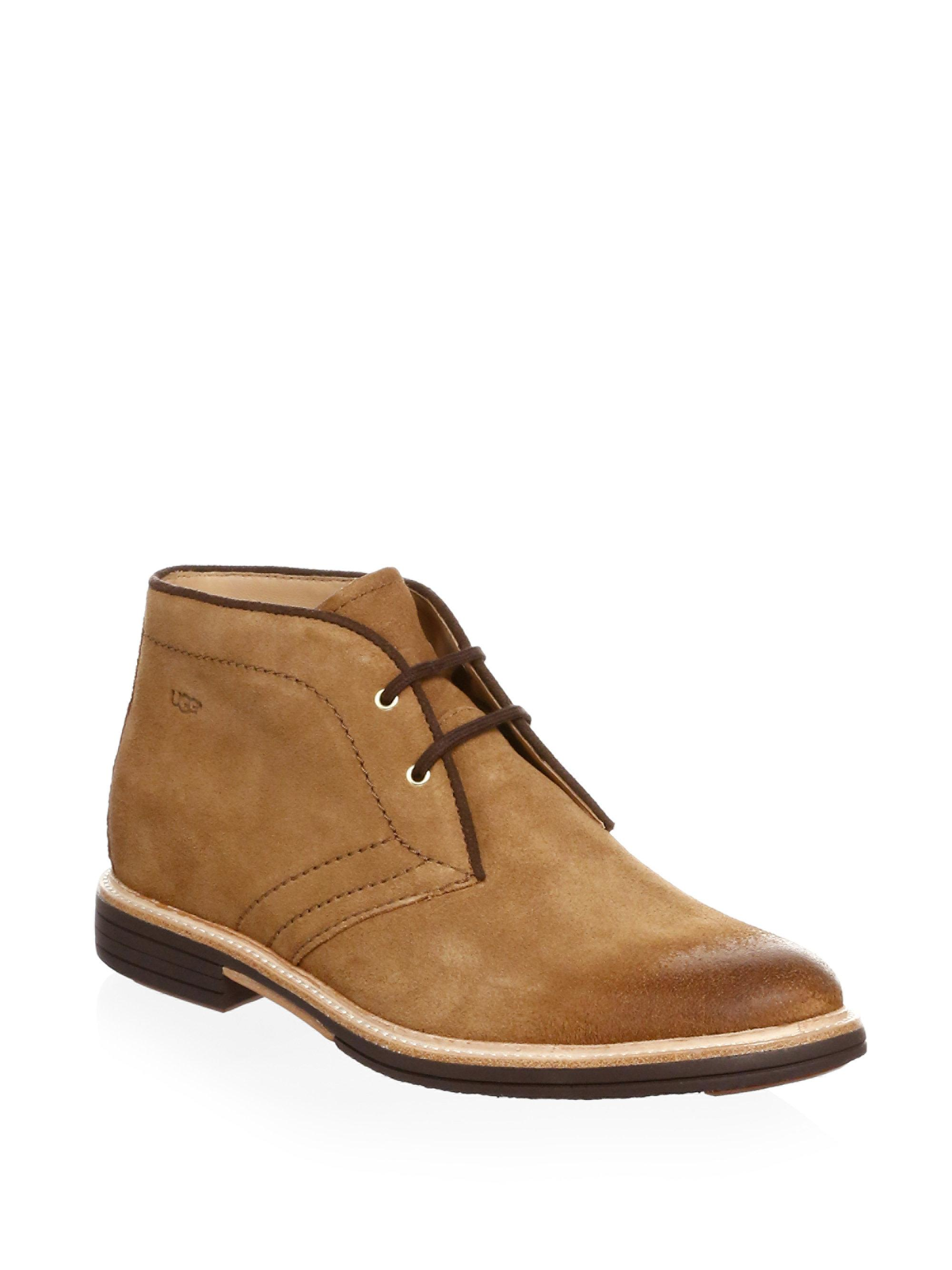UGG Dagmann Chukka Suede Ankle Boots 59iNwK7