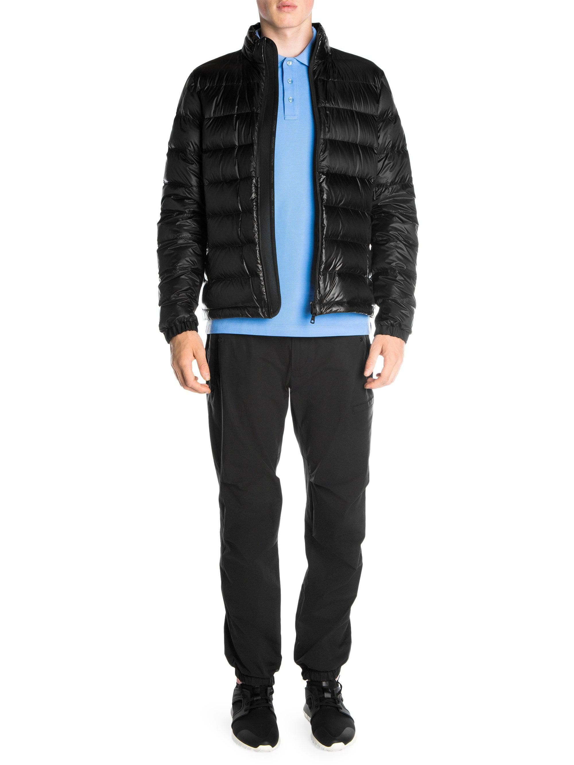 b914d1b52c1b Lyst - Moncler Aimar Down Puffer Jacket in Black for Men