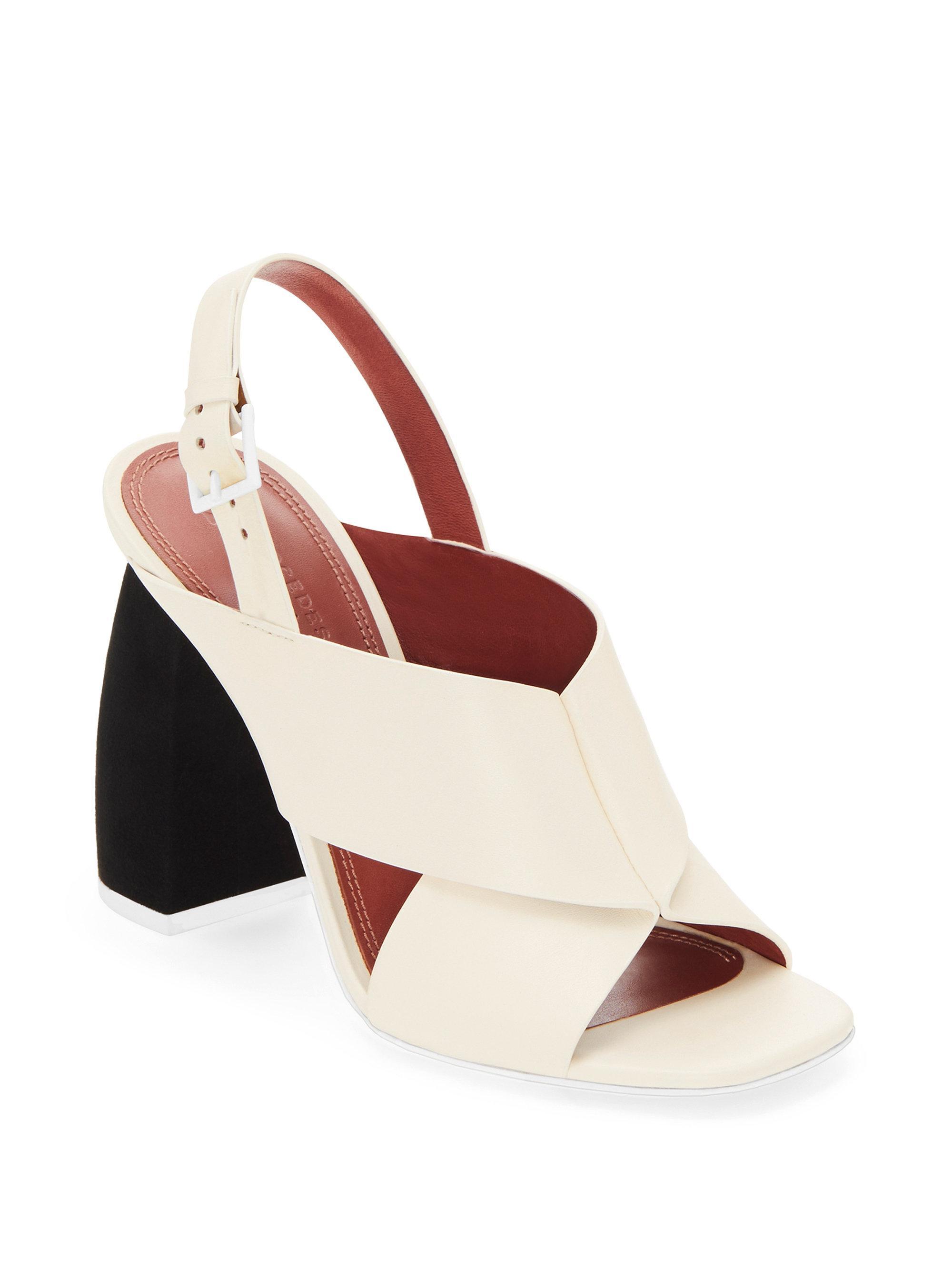 Mercedes Castillo Hae Leather Sandals Footlocker Finishline Sale Online Comfortable For Sale Newest Sale Online 95GiKa0