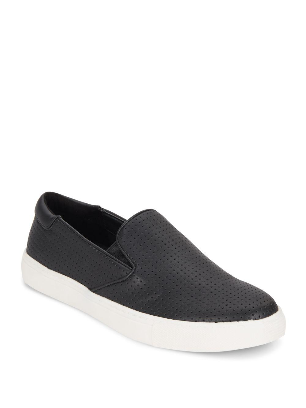 kenneth cole reaction salt king perforated slip on
