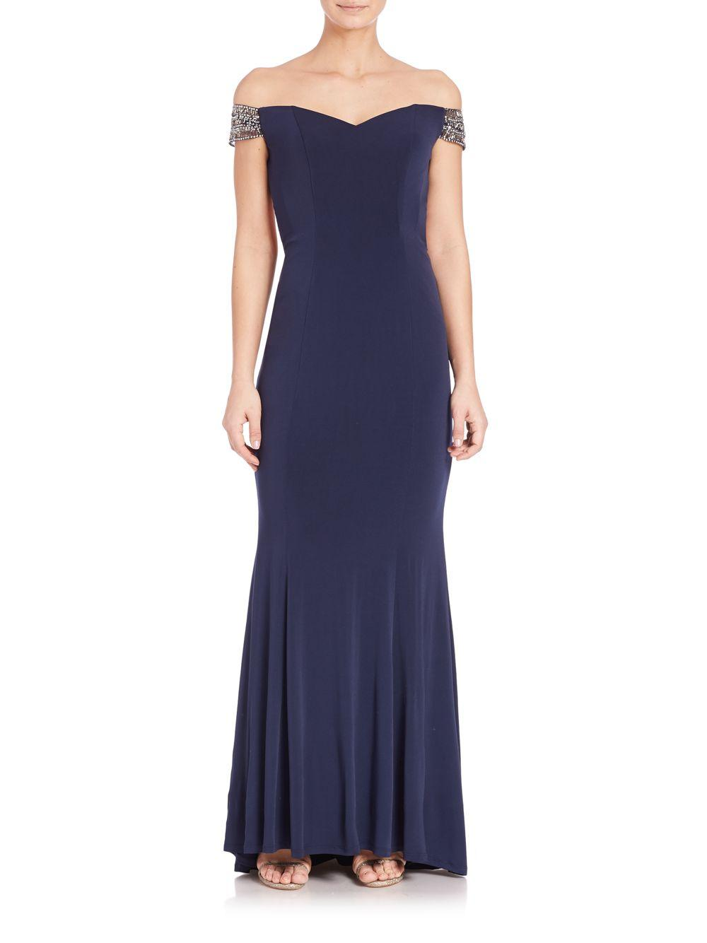 The phrase La femme one shoulder dress apologise