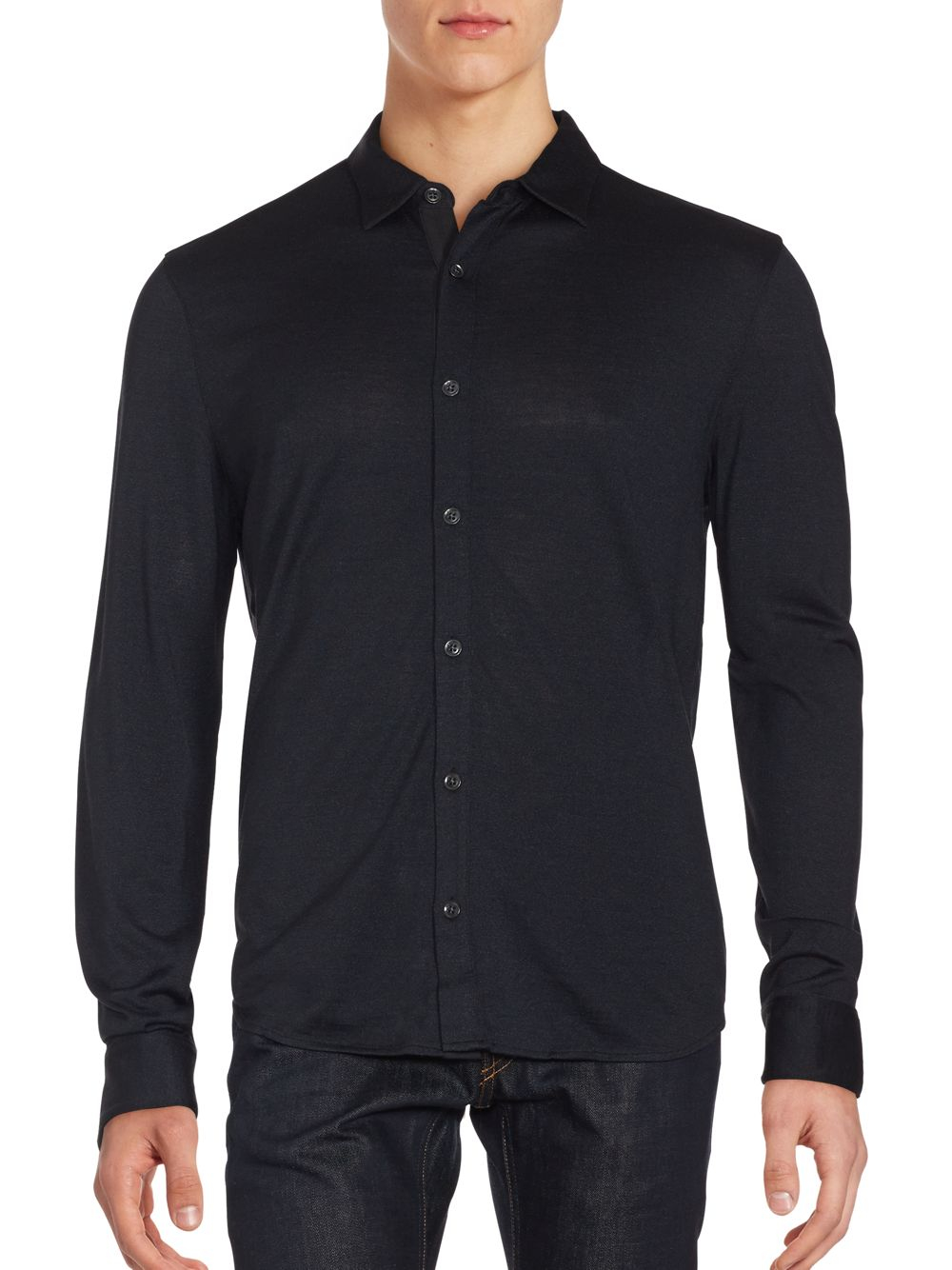 Find black long sleeve collar shirt at ShopStyle. Shop the latest collection of black long sleeve collar shirt from the most popular stores - all in.