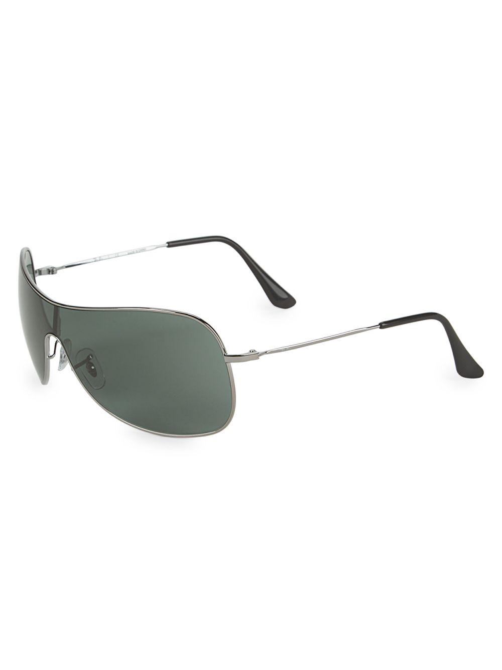 f19698c3cbf Lyst - Ray-Ban Rb3211 Rounded Square Sunglasses for Men
