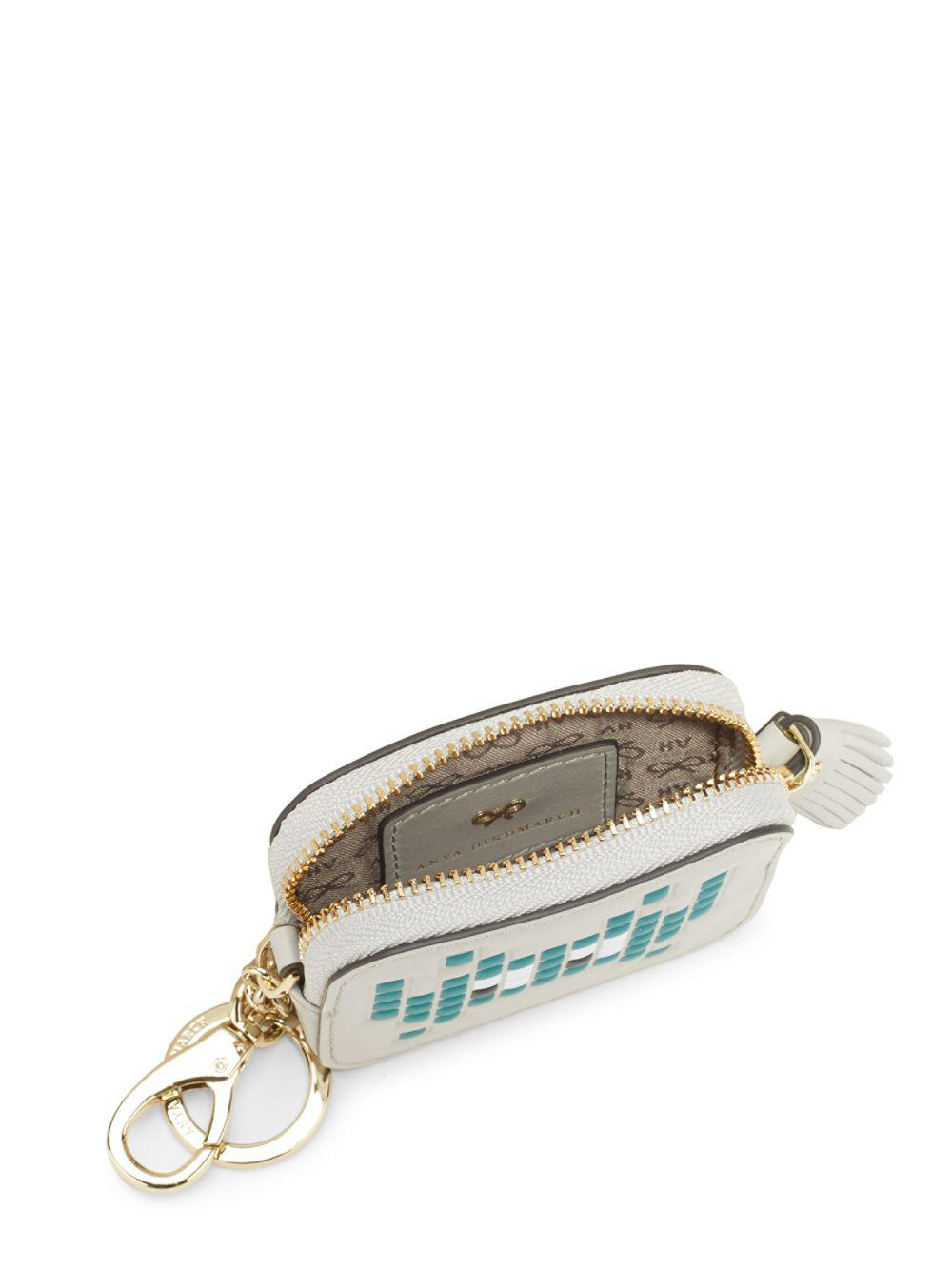 anya hindmarch love is coin purse