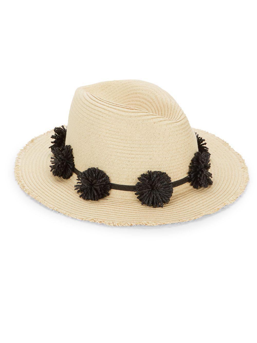 91efdc49906b2 Ava   Aiden. Women s Pom-pom Fedora Hat