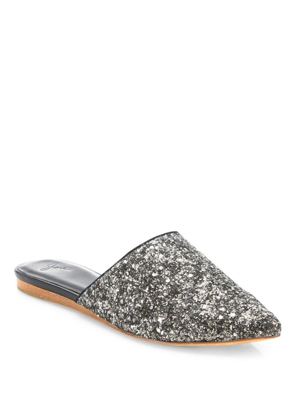 Joie. Women's Adiel Glitter Mule Slides