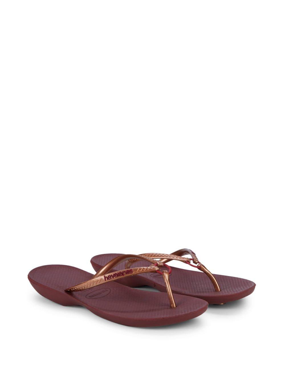 063c779270f69f Lyst - Havaianas Ring Flip Flops