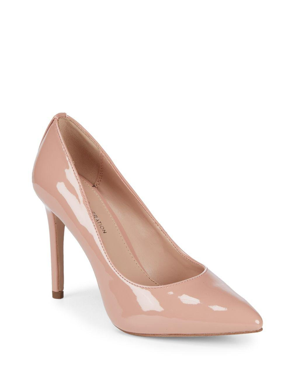 BCBGeneration Heidi Glossy Patent Pumps 0A8sVh