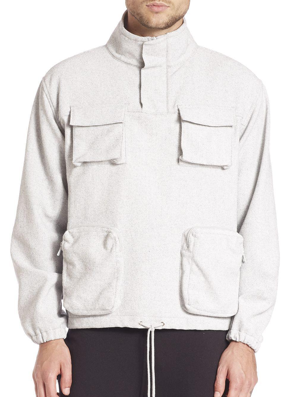 ab1c43861 John Elliott Wool Blend M65 Field Jacket for Men - Save 41% - Lyst
