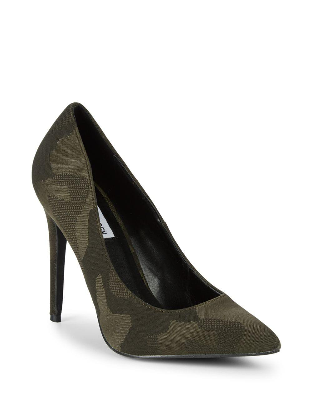 fe176c55023 Steve Madden. Women s Olena Camouflage Point-toe Pumps