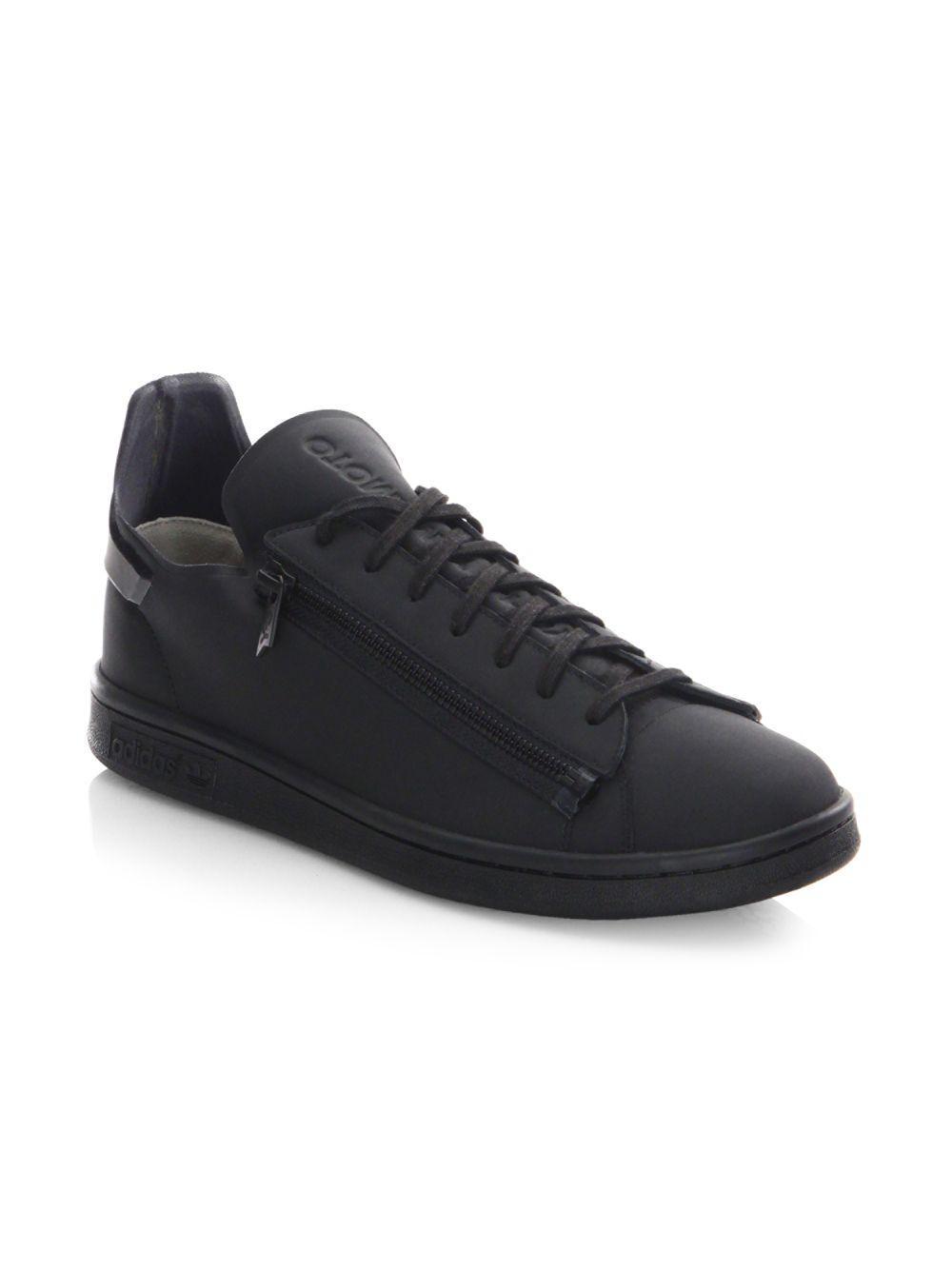 59277d7b9f406 Lyst - Y-3 Stan Zip Low-top Sneakers in Black for Men