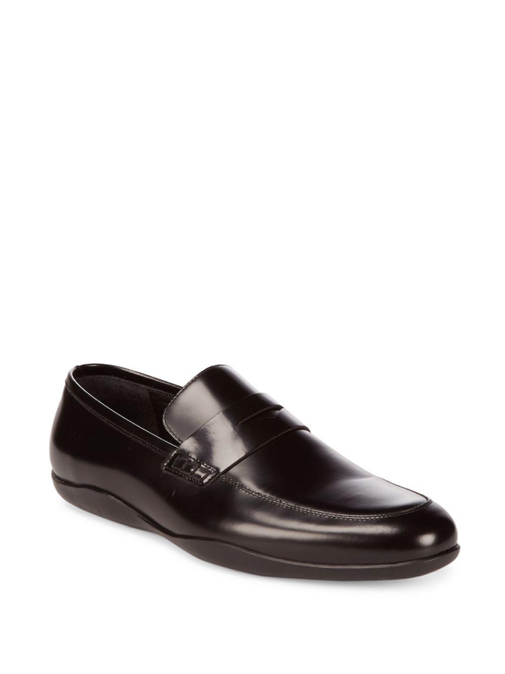 Mens Downing Bit-Embellished Leather Loafers Harrys of London Jgh3pdmGk