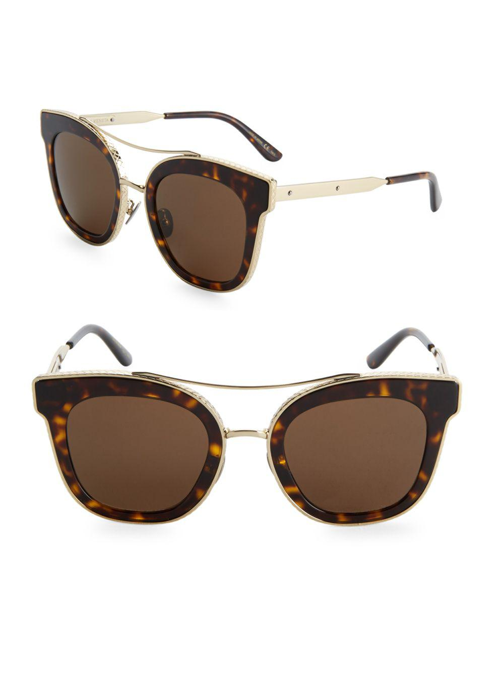 Bottega Veneta Tinted cat-eye sunglasses cJ0Pz