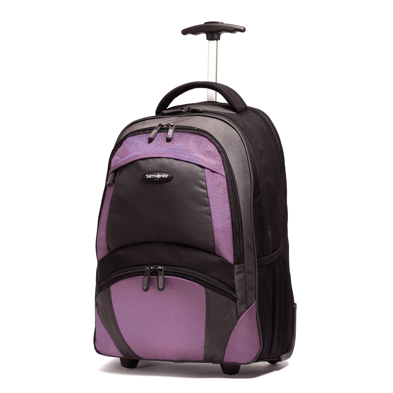 Samsonite - Multicolor Wheeled Computer Backpack for Men - Lyst. View  fullscreen da15206faf13f