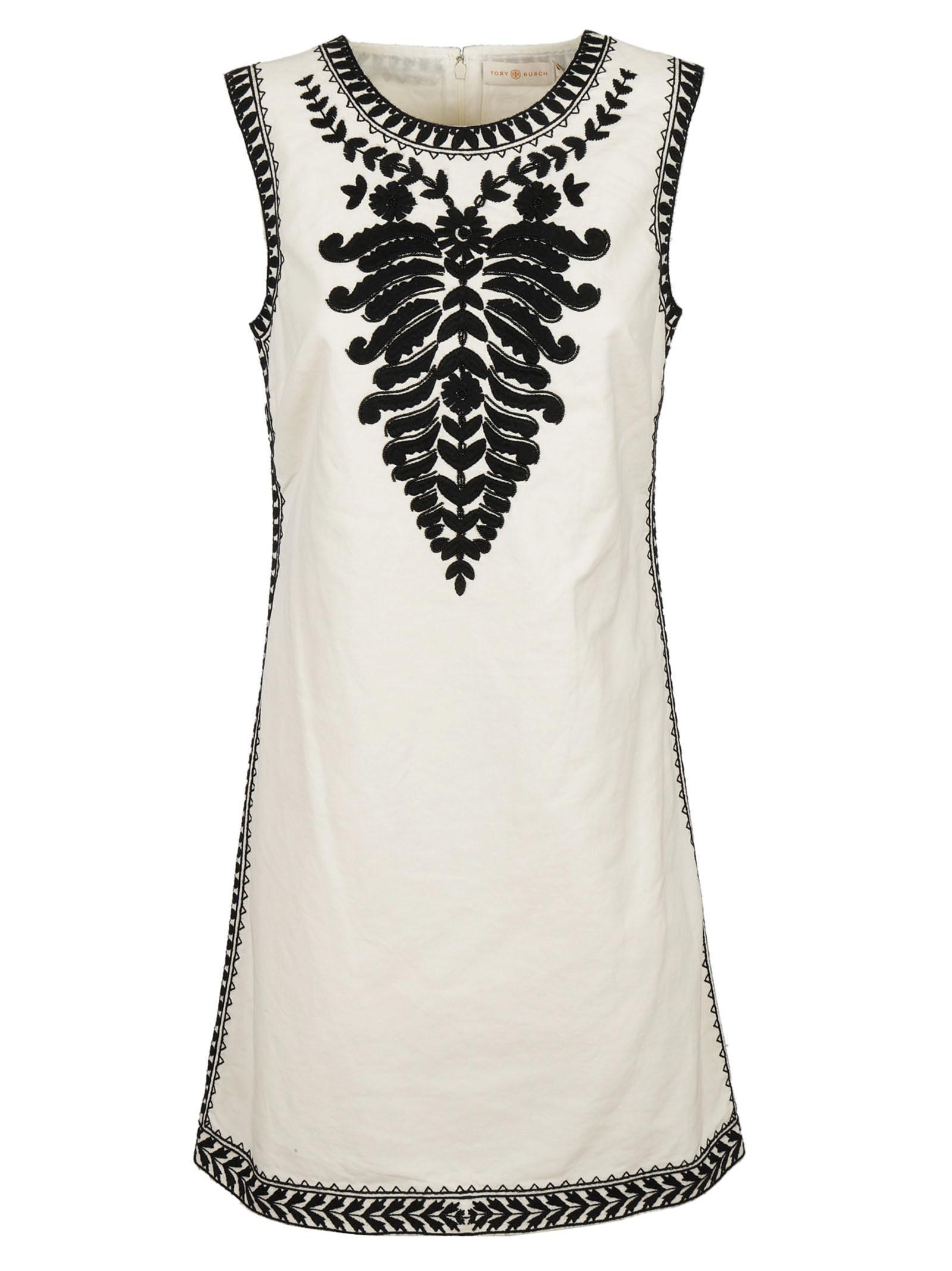 8cc542deb13 Tory Burch. Women s Embellished Sleeveless Dress
