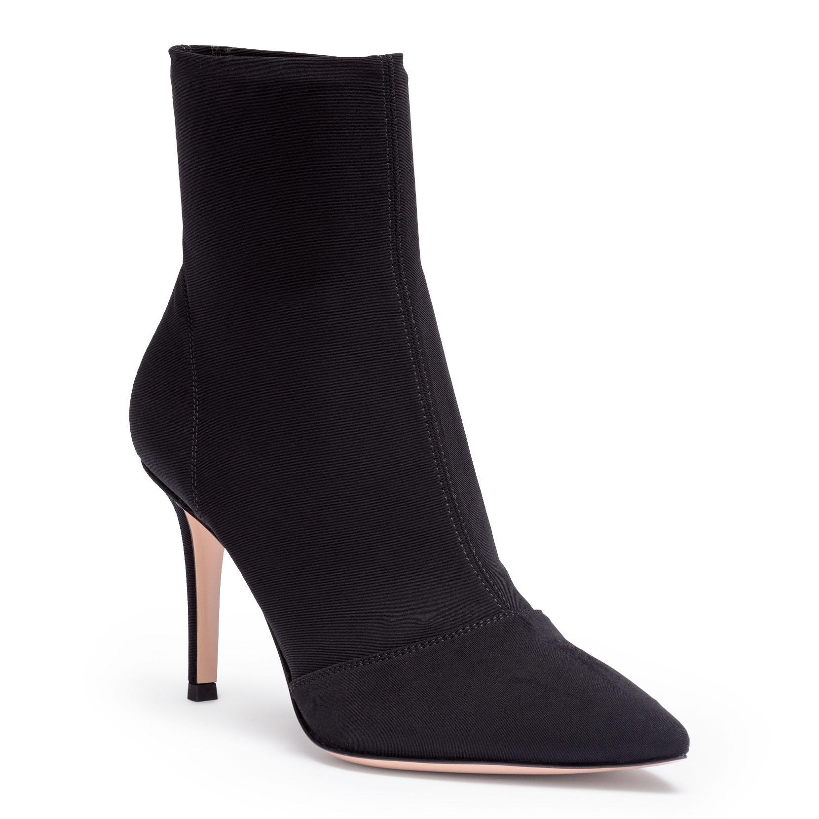 Gianvito Rossi Elite stretch ankle boots zchkp