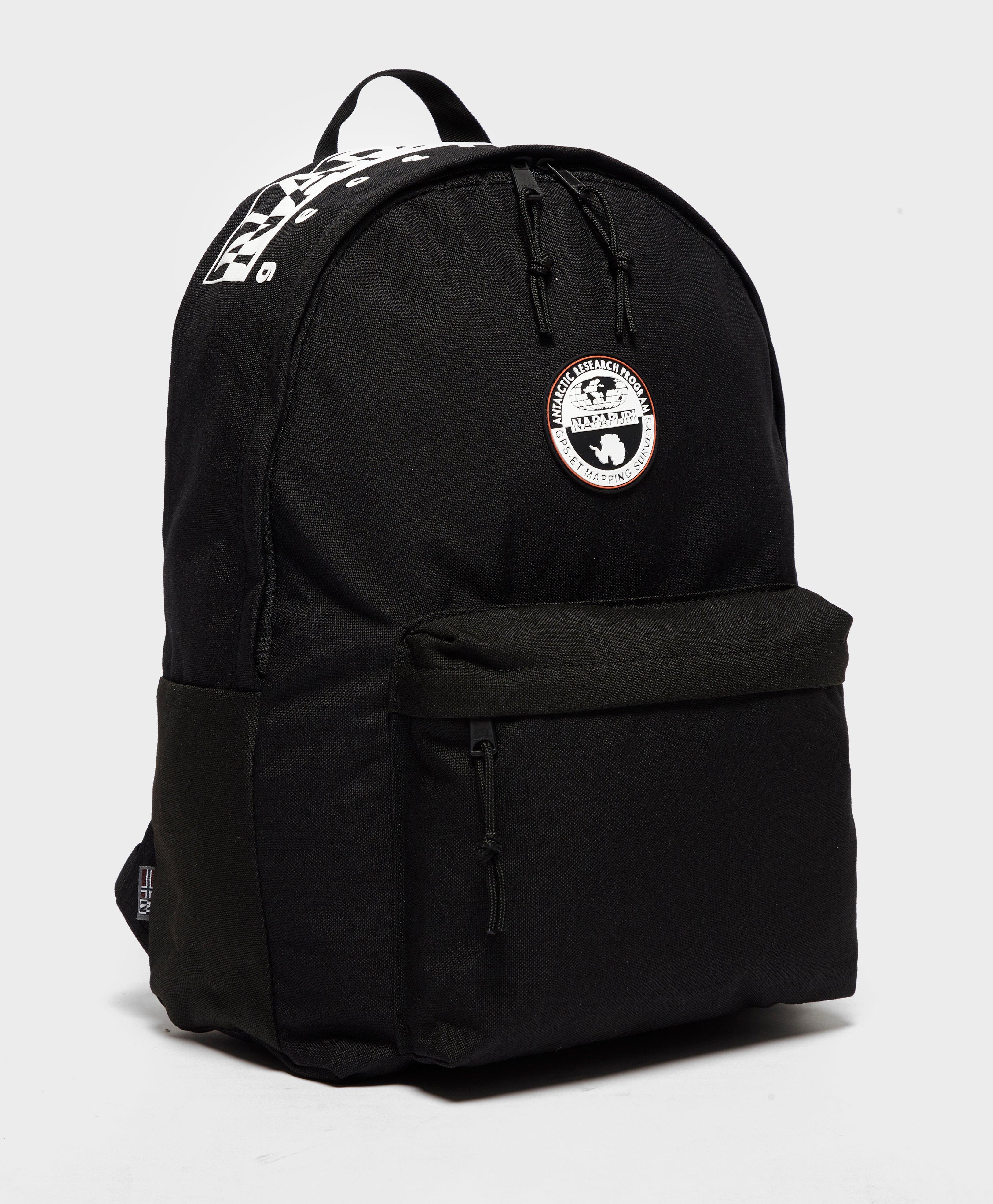 ... sale retailer 1f725 c68b4 Lyst - Napapijri Happy Day Backpack in Black  for Men ... 75d34008f3