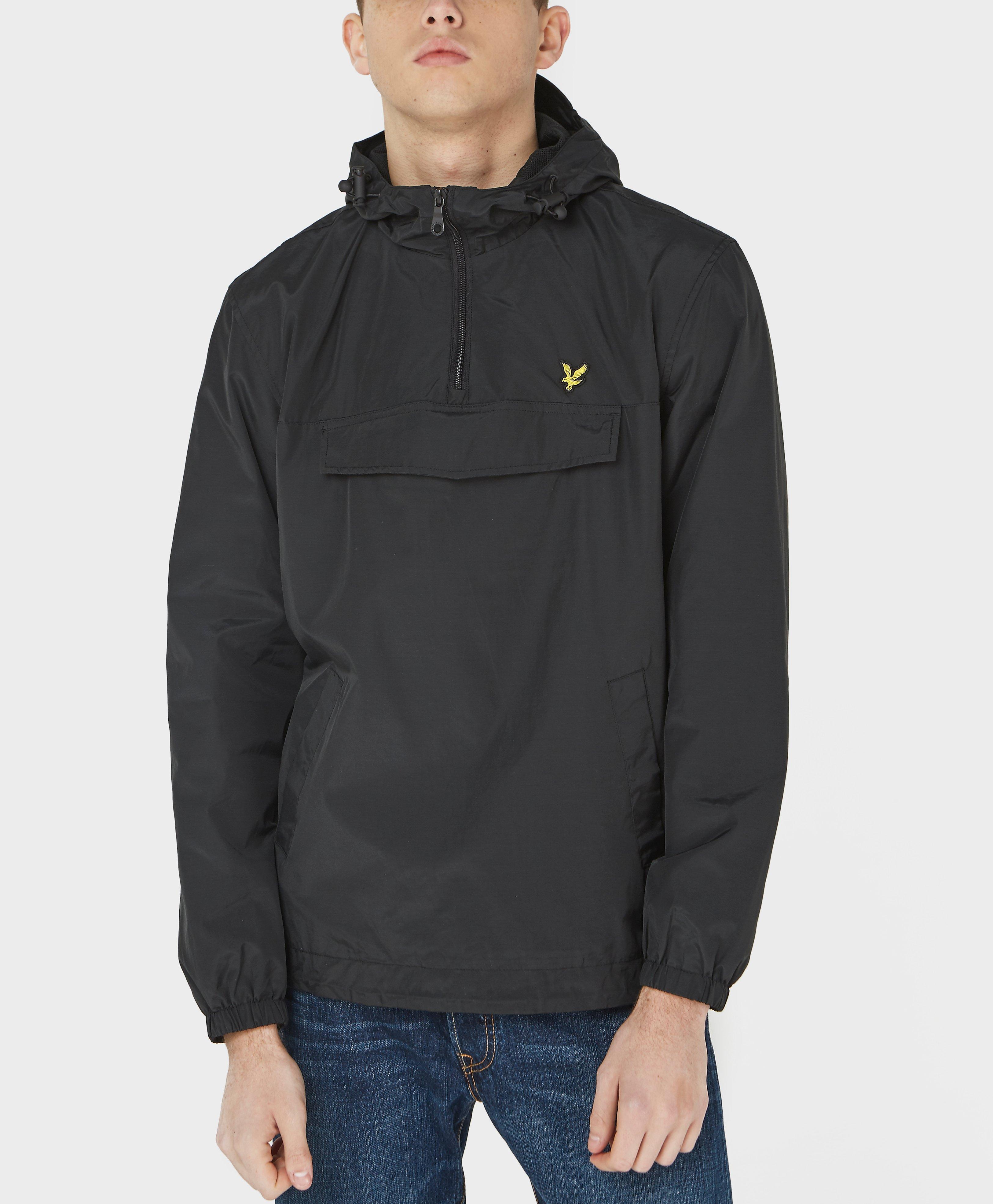 Lyle Amp Scott Overhead Lightweight Jacket For Men Lyst