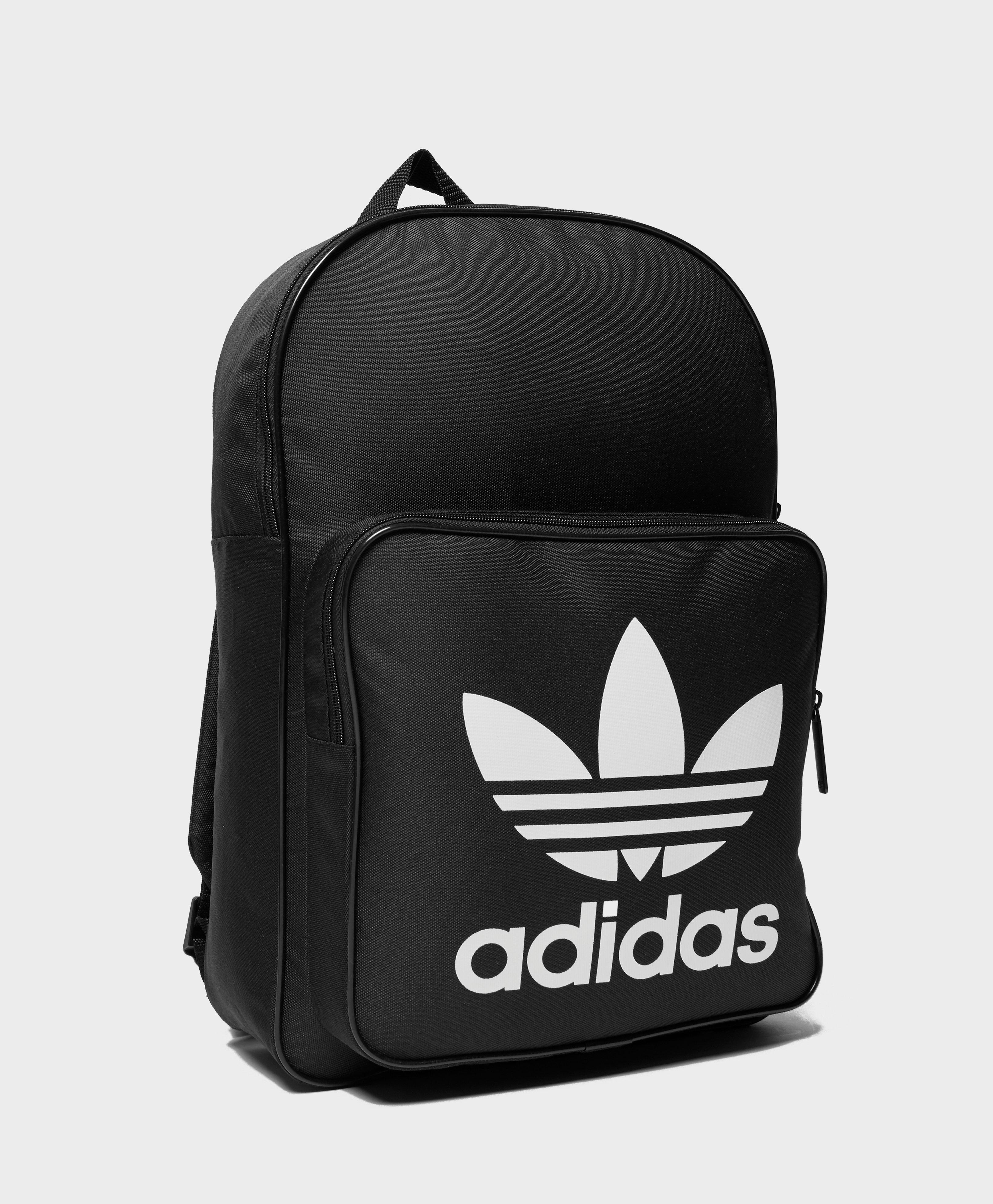 Lyst - adidas Originals Classic Trefoil Backpack in Black for Men - Save 35% ed11c61748