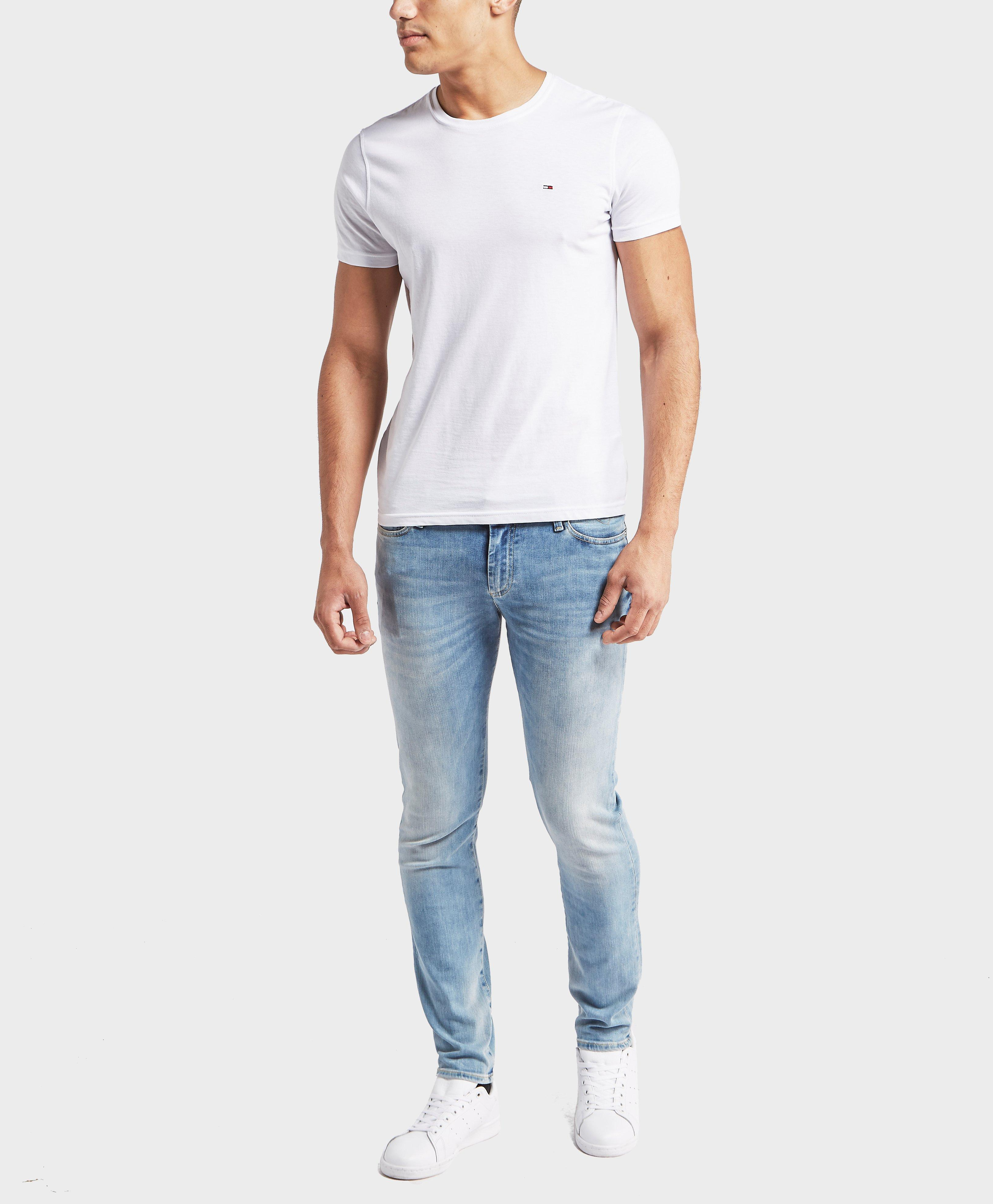 0e9abe56 Tommy Hilfiger Simon Skinny Jeans in Blue for Men - Lyst