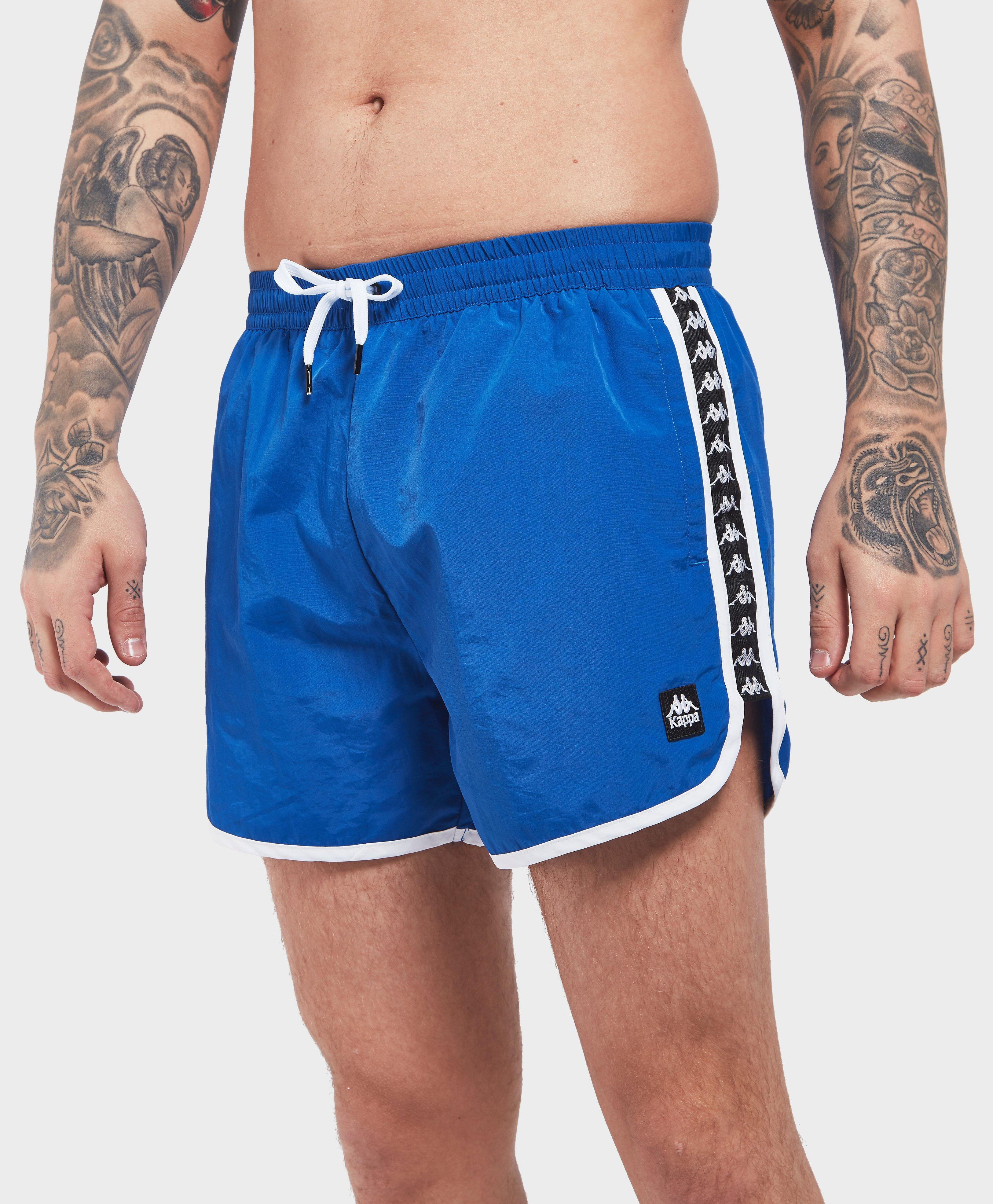 adc013e20f980 Kappa Agius Swim Shorts in Blue for Men - Lyst