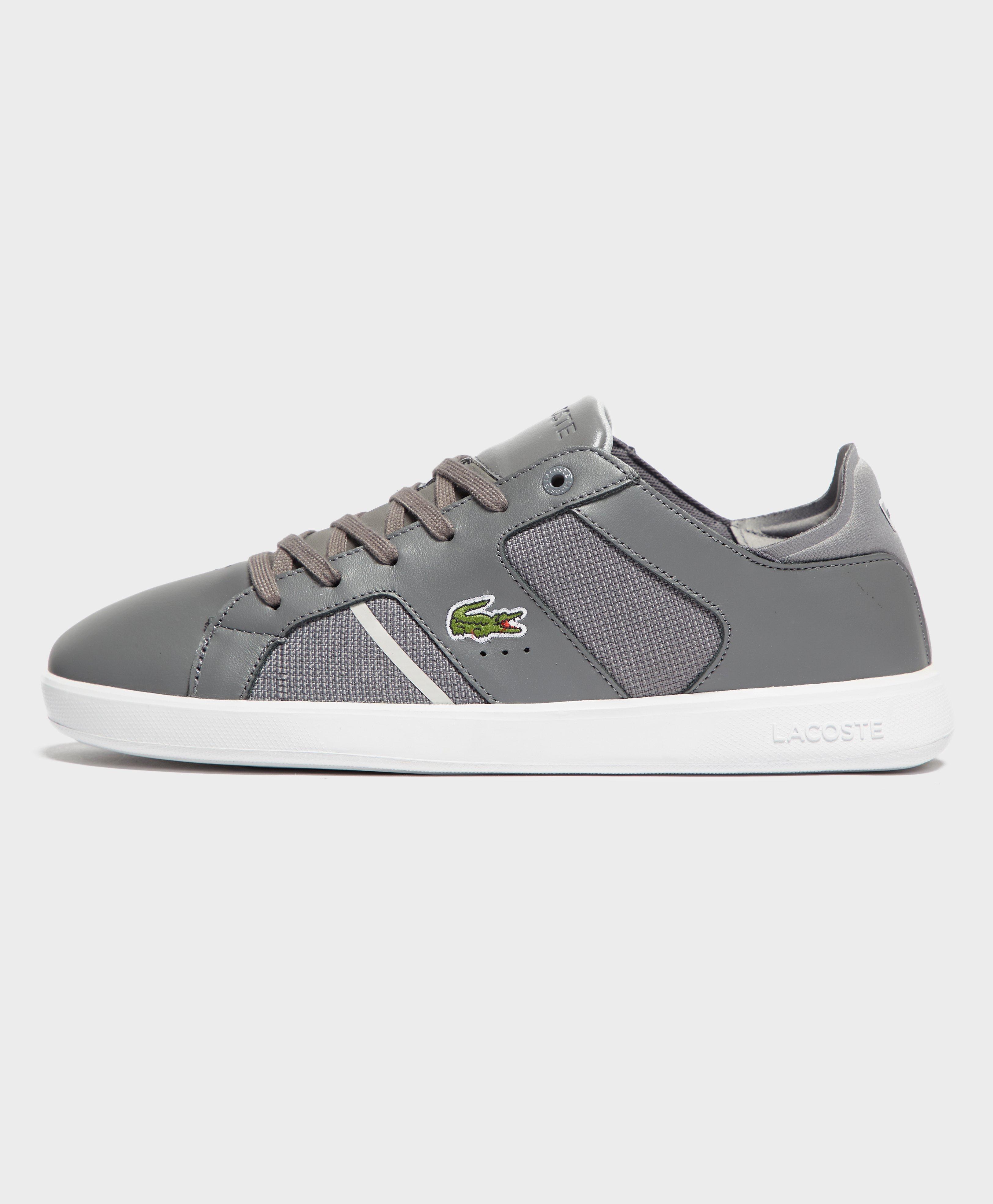 437d12dad2081 Lacoste Novas 318 in Gray for Men - Lyst