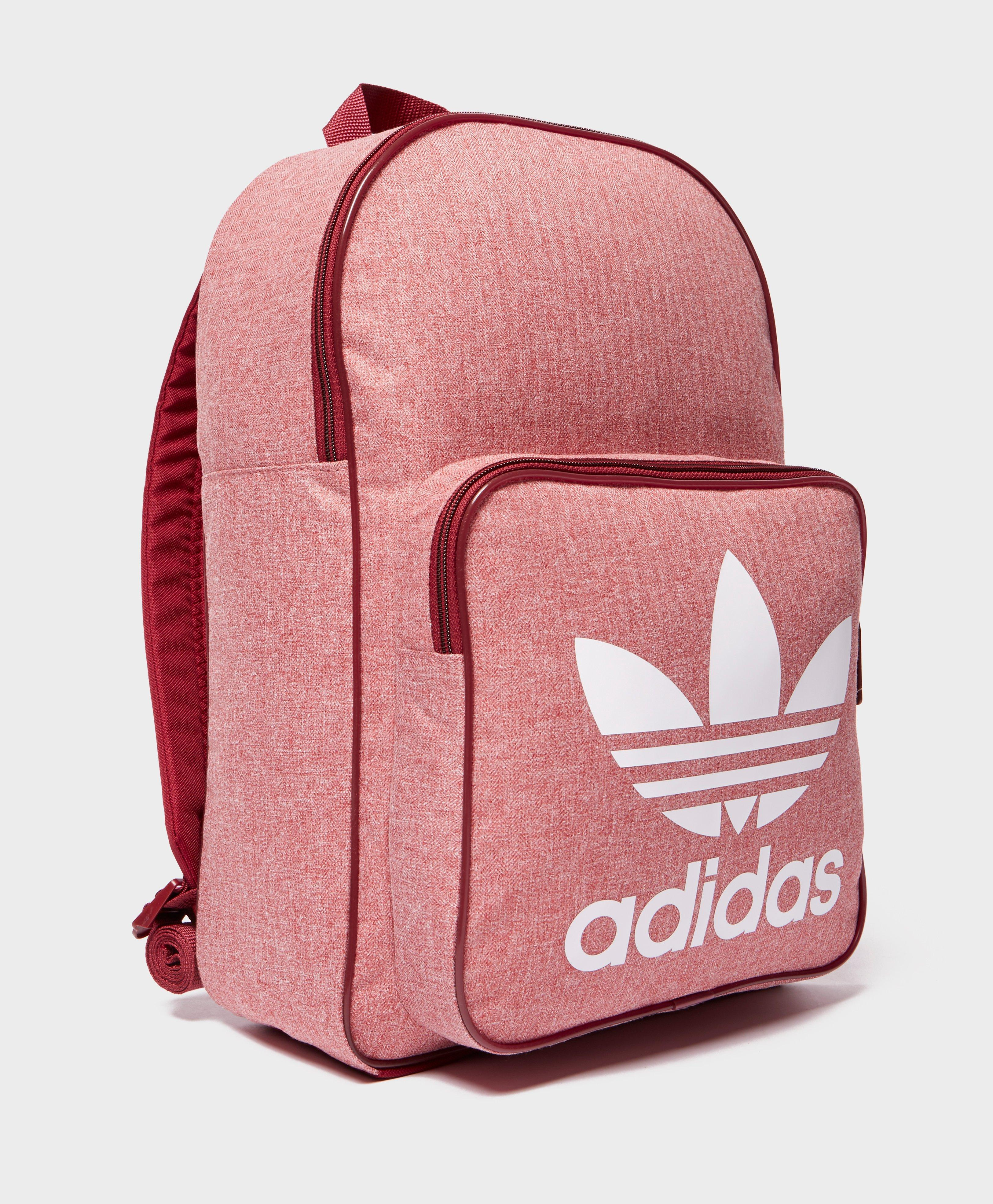 ac5cf369805a Adidas Originals Classic Trefoil Backpack Maroon- Fenix Toulouse ...