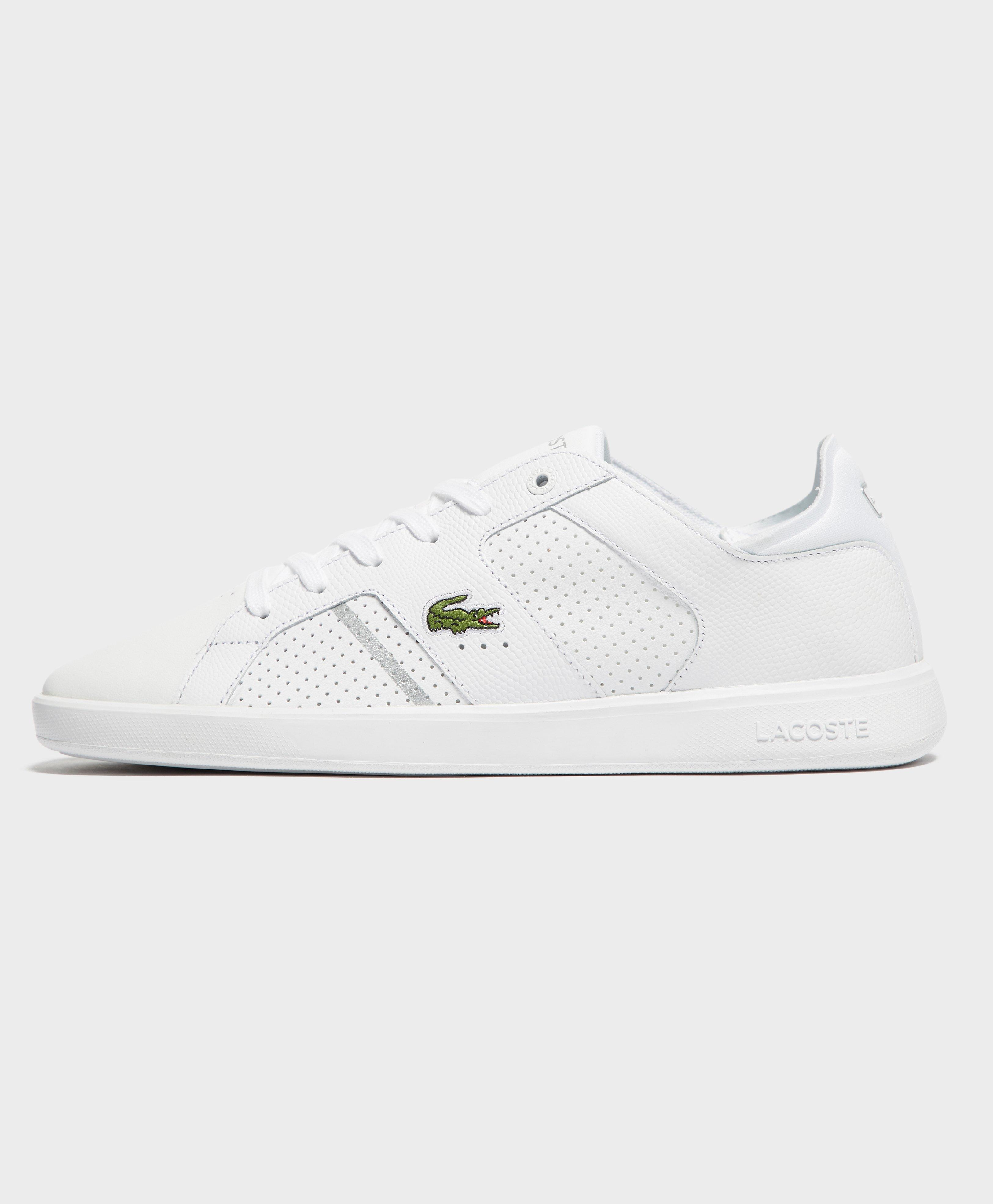 98160c1da0673e Lacoste Novas in White for Men - Lyst