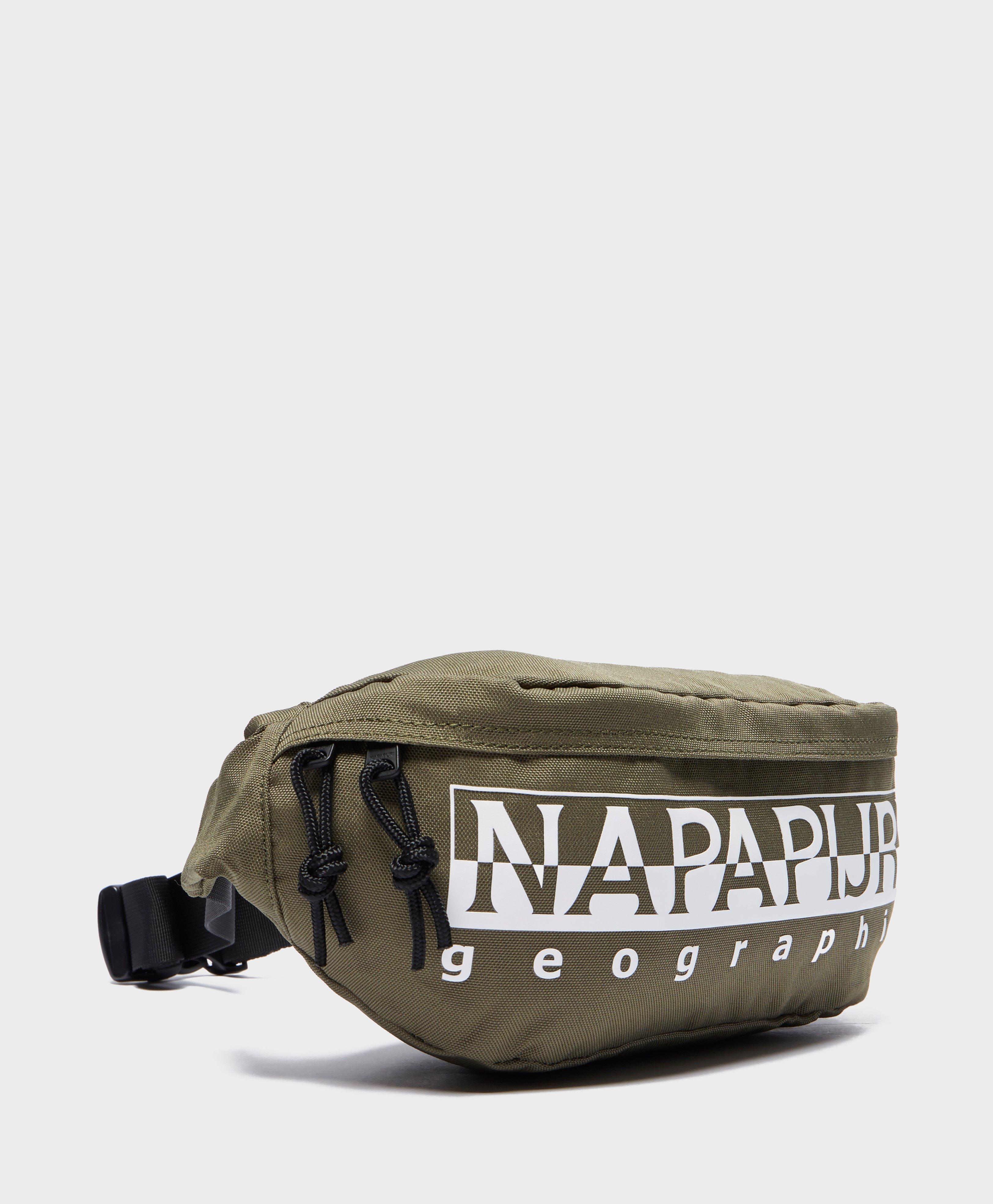 ... Napapijri Happy Day Bum Bag in Green for Men - Lyst newest 6cbf0 95257   Lyst - Adidas Originals Crossbody ... a92ae126f17b7