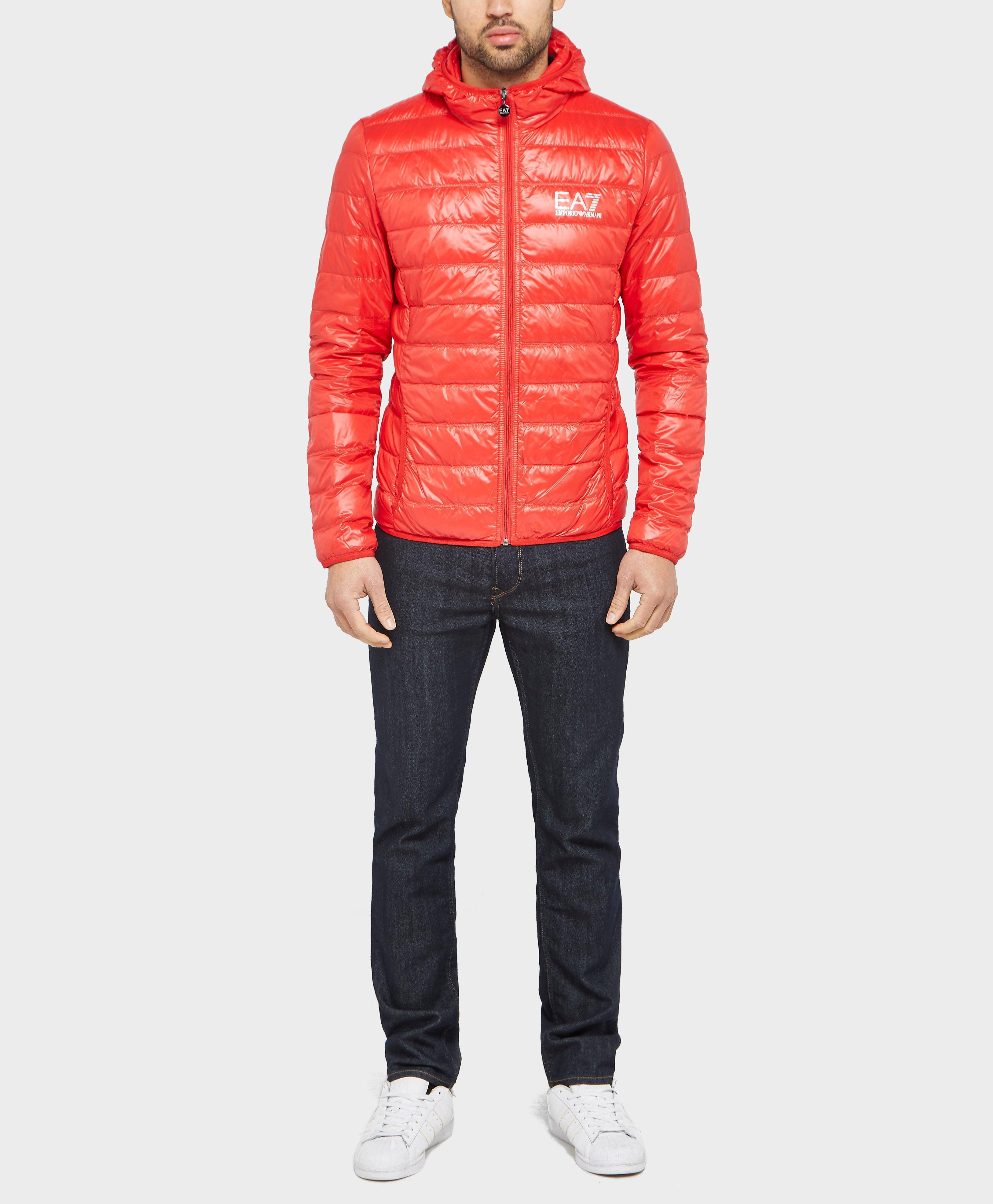 dd99560f541 Lyst - EA7 Down Bubble Jacket for Men