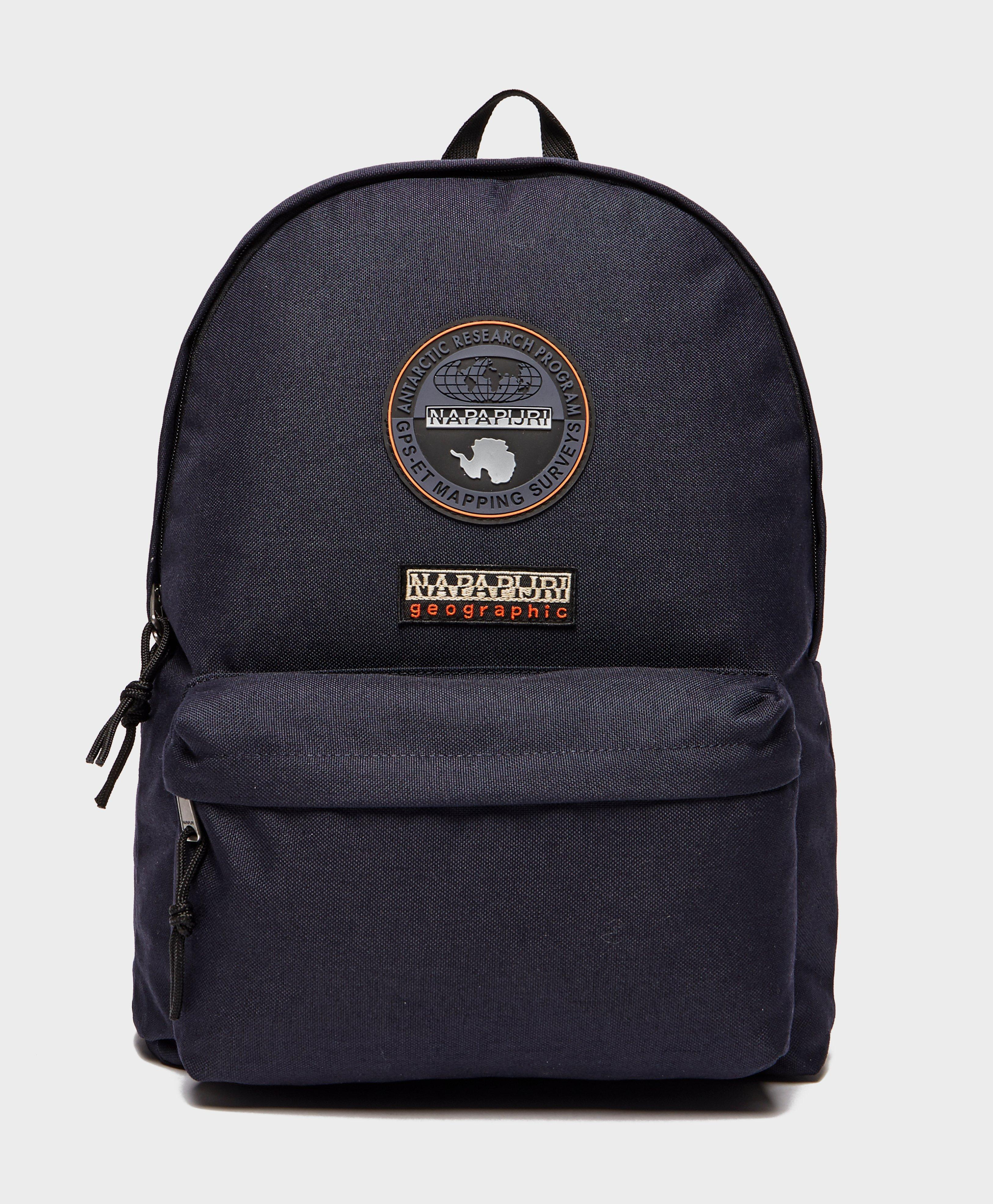 Napapijri - Blue Voyage Backpack for Men - Lyst. View fullscreen