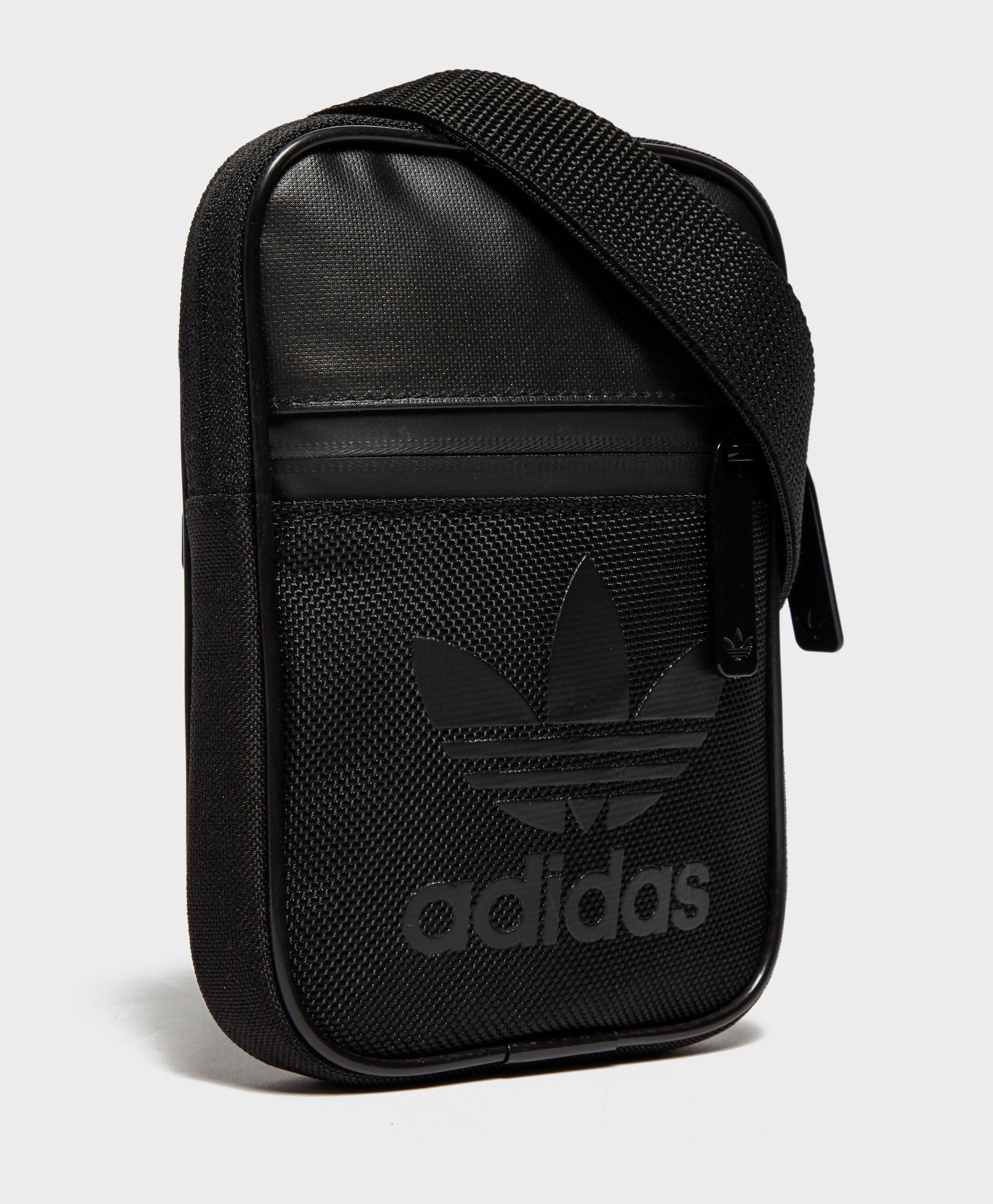 Lyst - adidas Originals Festival Bag in Black for Men c0ff9180f5abb