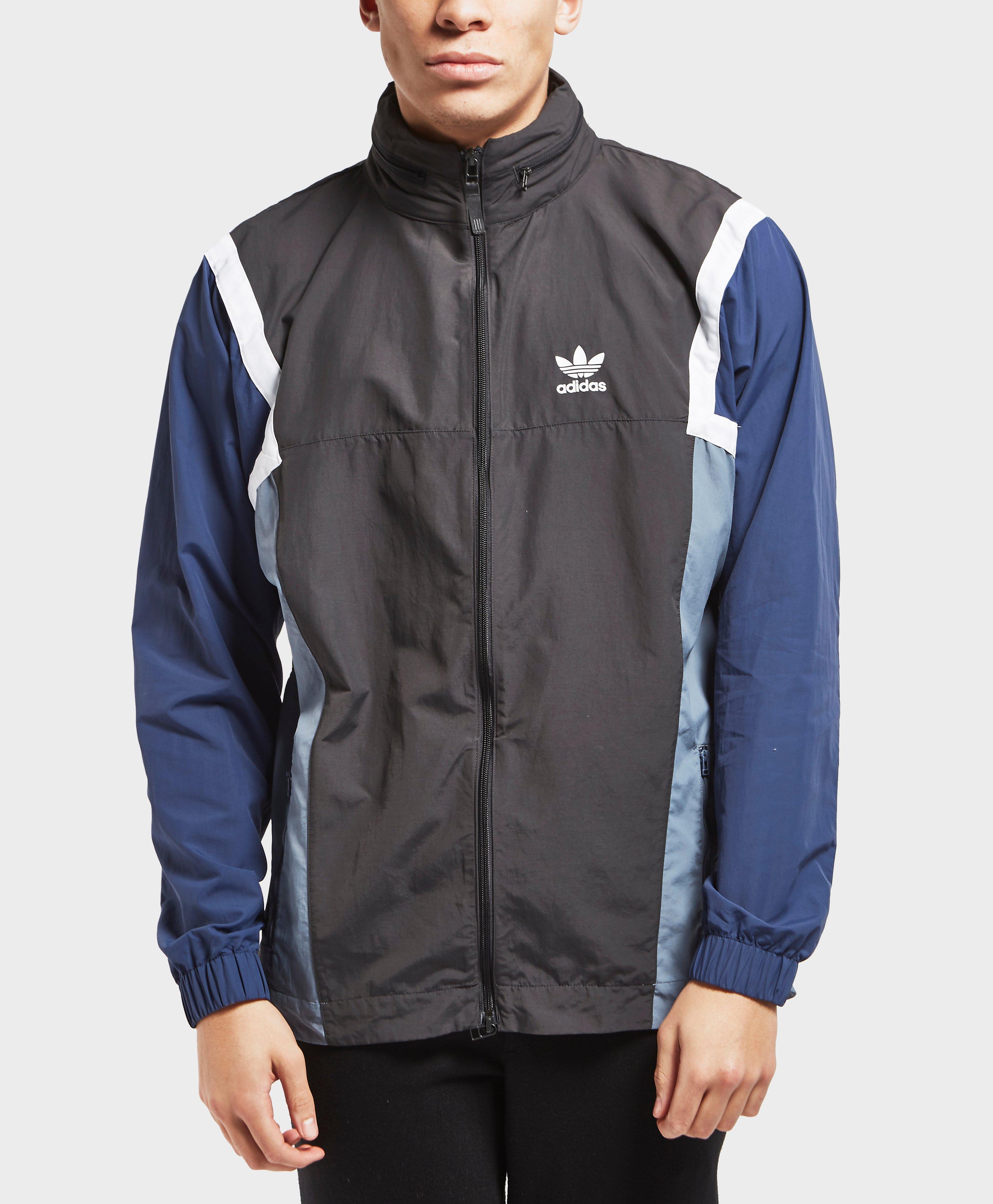 c69832d40b3 adidas Originals Nova Full Zip Lightweight Jacket for Men - Lyst