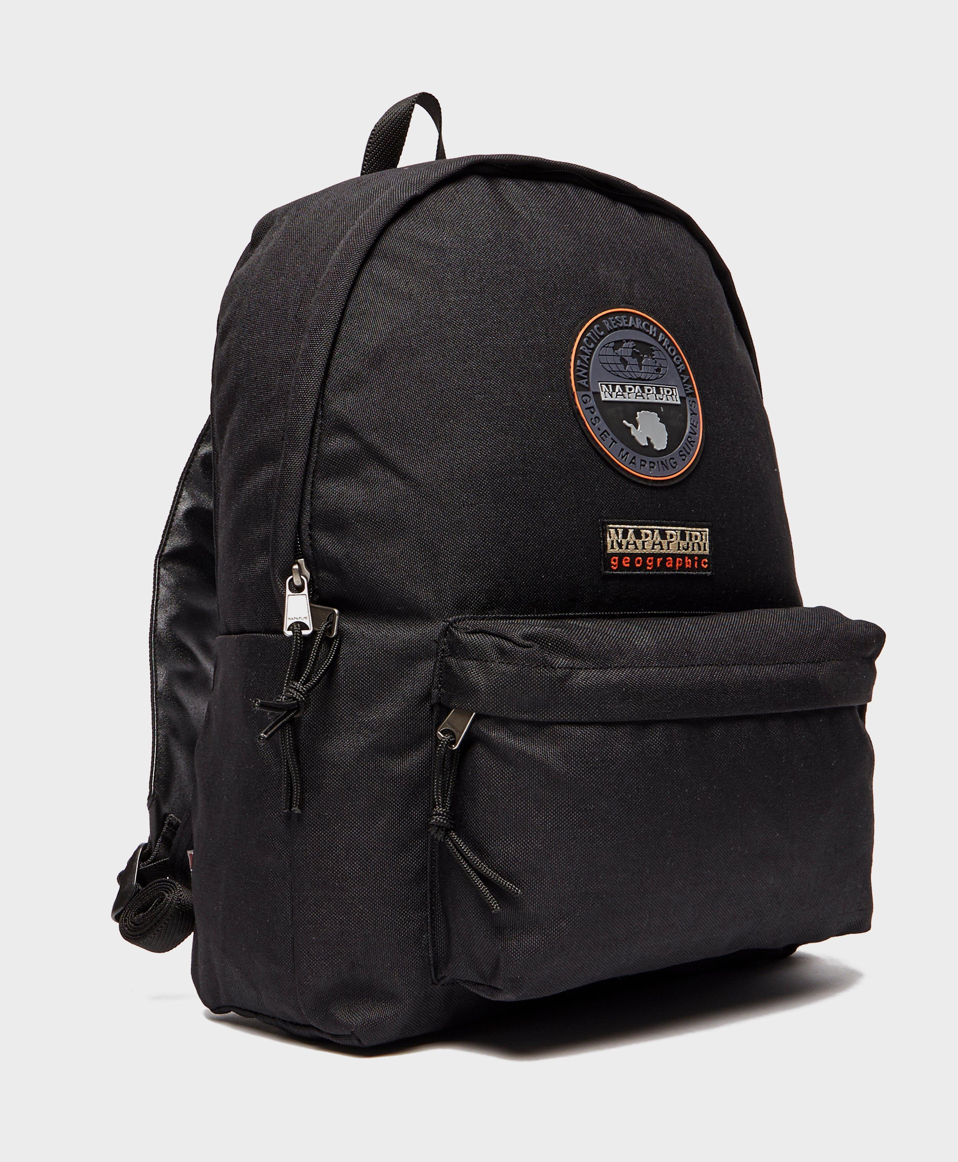 Lyst - Napapijri Voyage Backpack in Black for Men