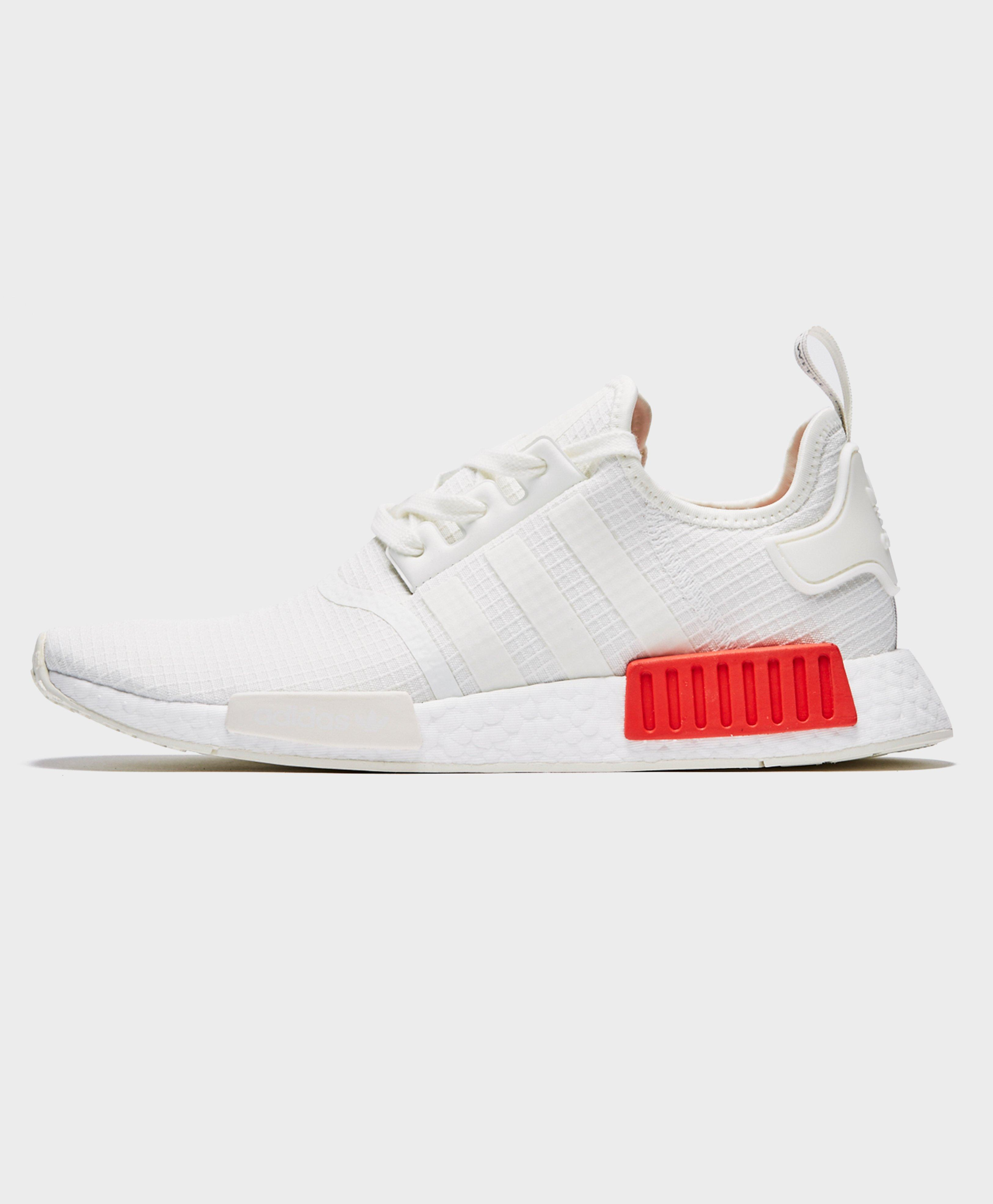 adidas Originals Nmd R1 Ripstop in White for Men - Lyst 81ecff94f