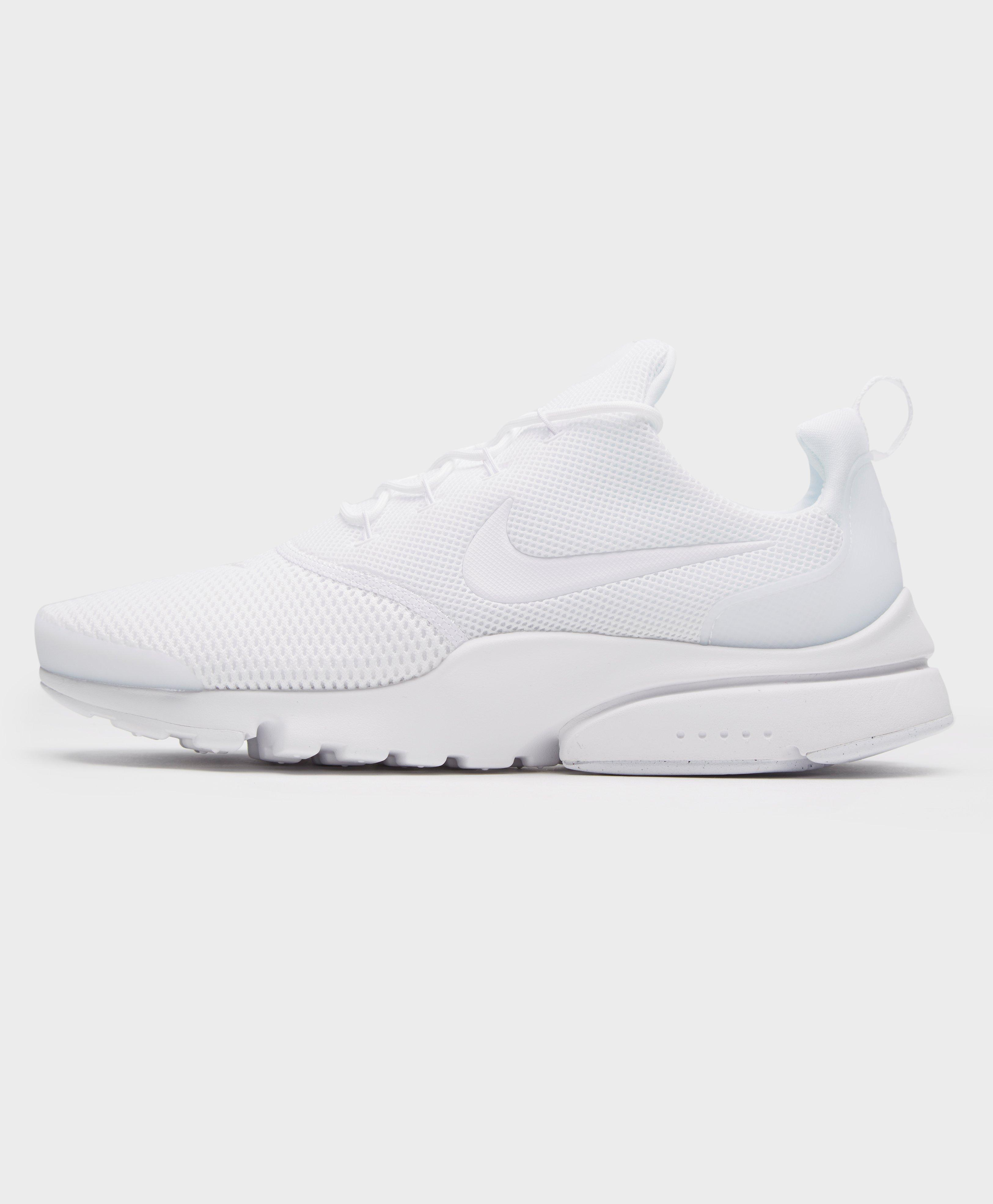 Nike Air Presto Fly in White for Men - Lyst ff9063608