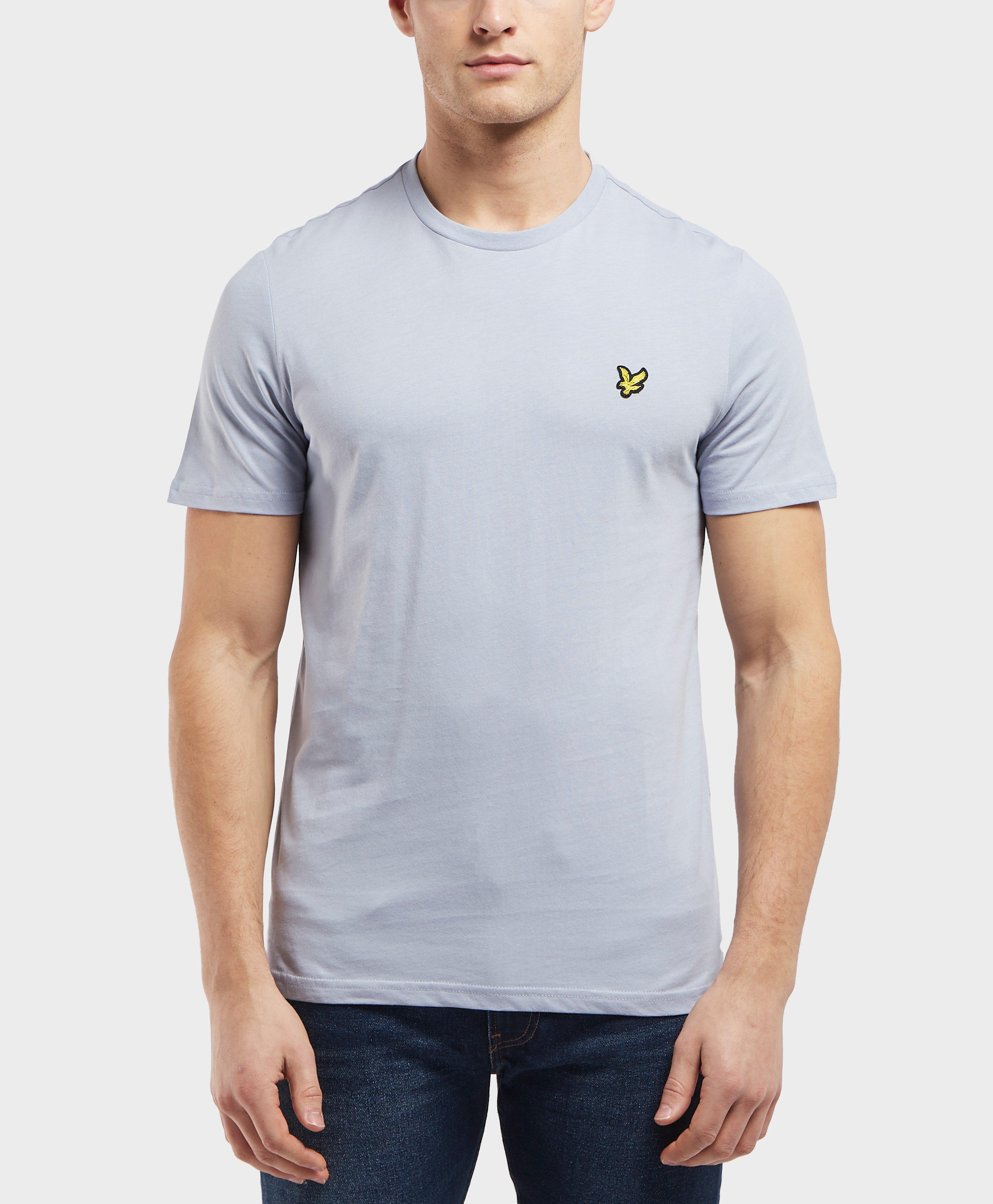 9c339c84a Lyle & Scott Basic Short Sleeve T-shirt for Men - Lyst