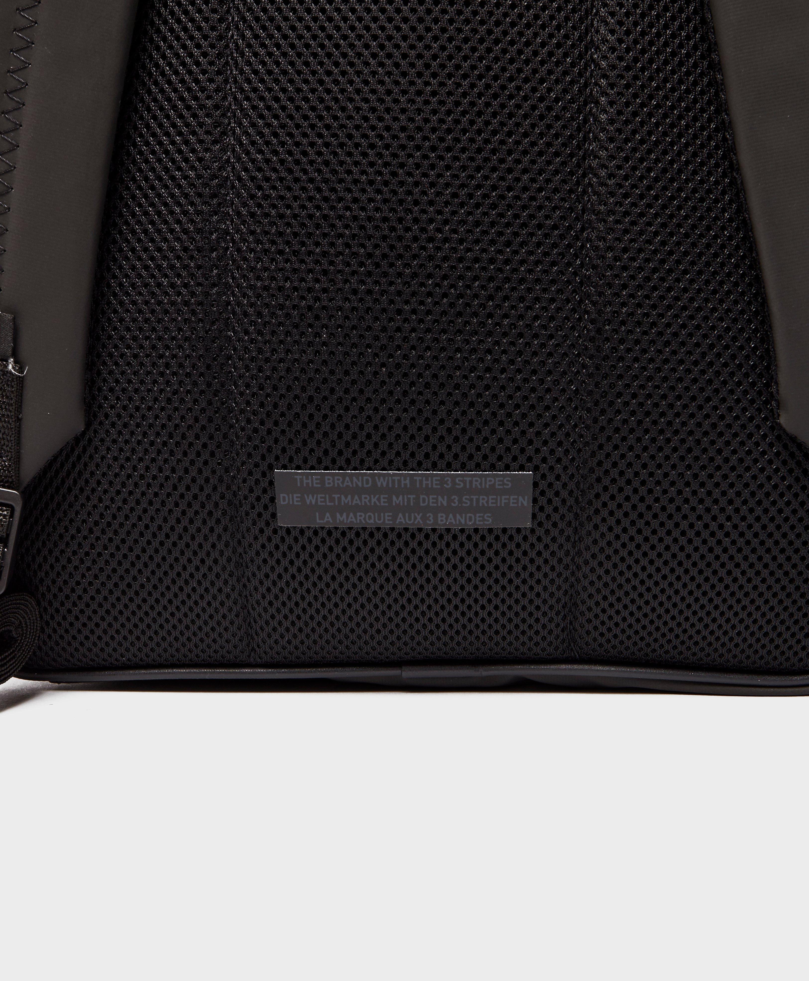 fa64d51766 adidas Originals 2 Pocket Backpack in Black for Men - Lyst