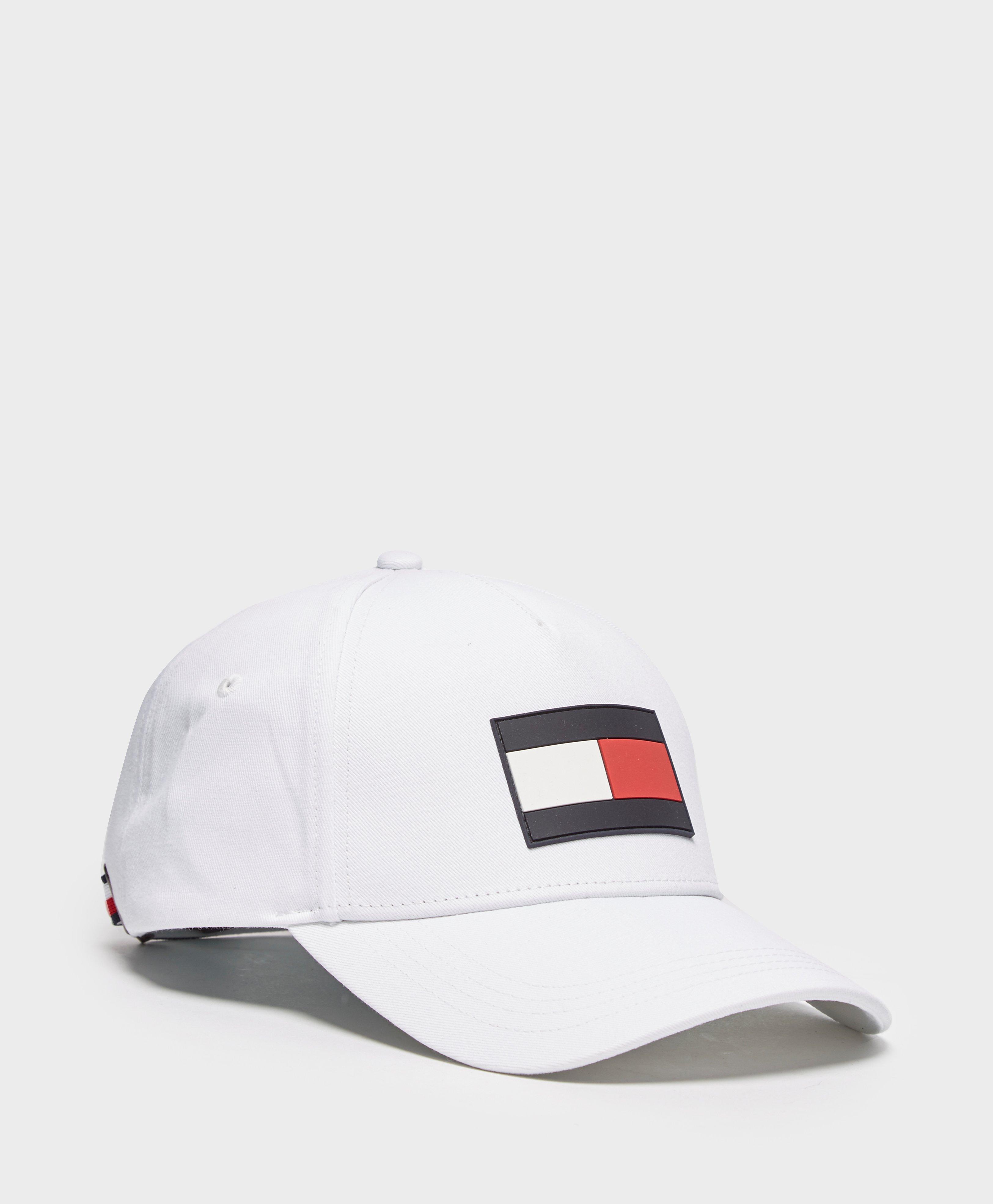 5d8466de Tommy Hilfiger Large Flag Cap for Men - Save 46% - Lyst
