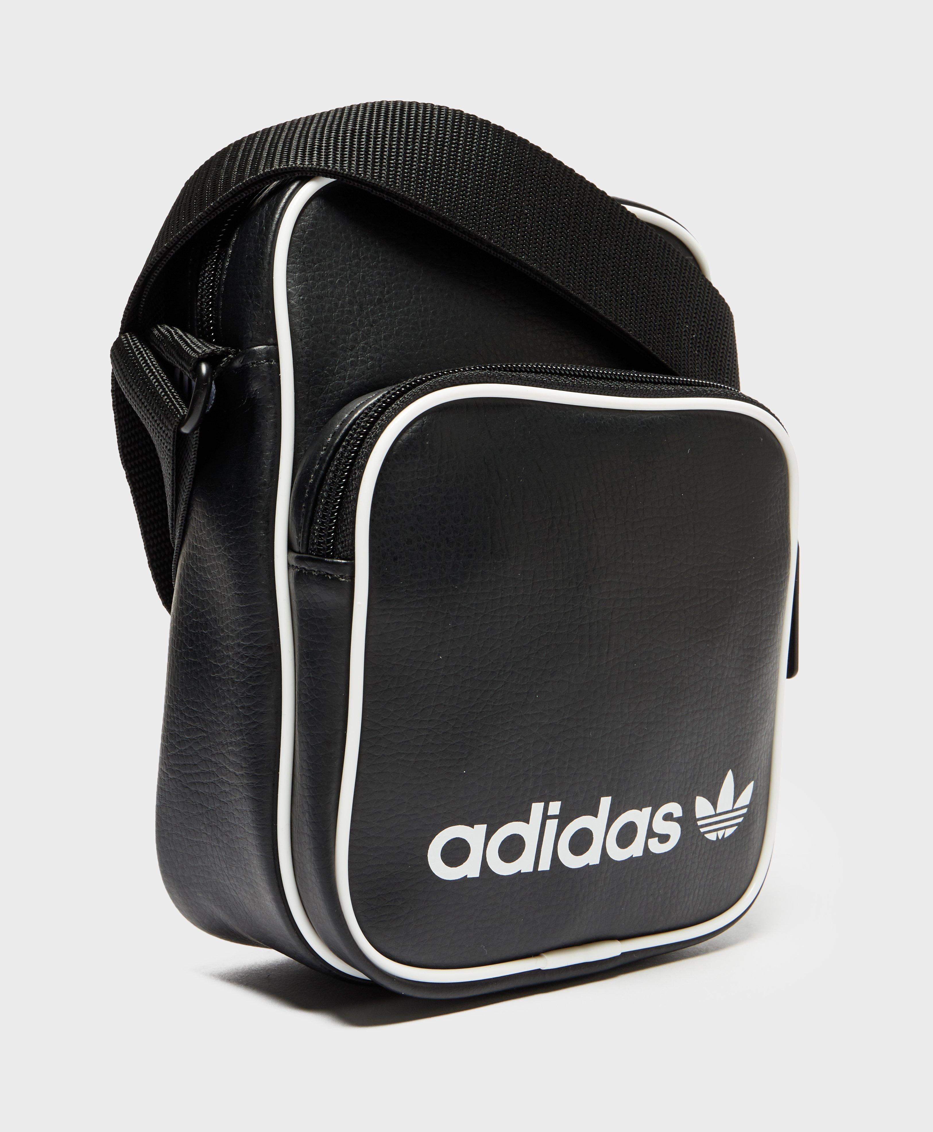 e0e434bb198 adidas Originals Cross Body Bag - Online Exclusive in Black for Men ...