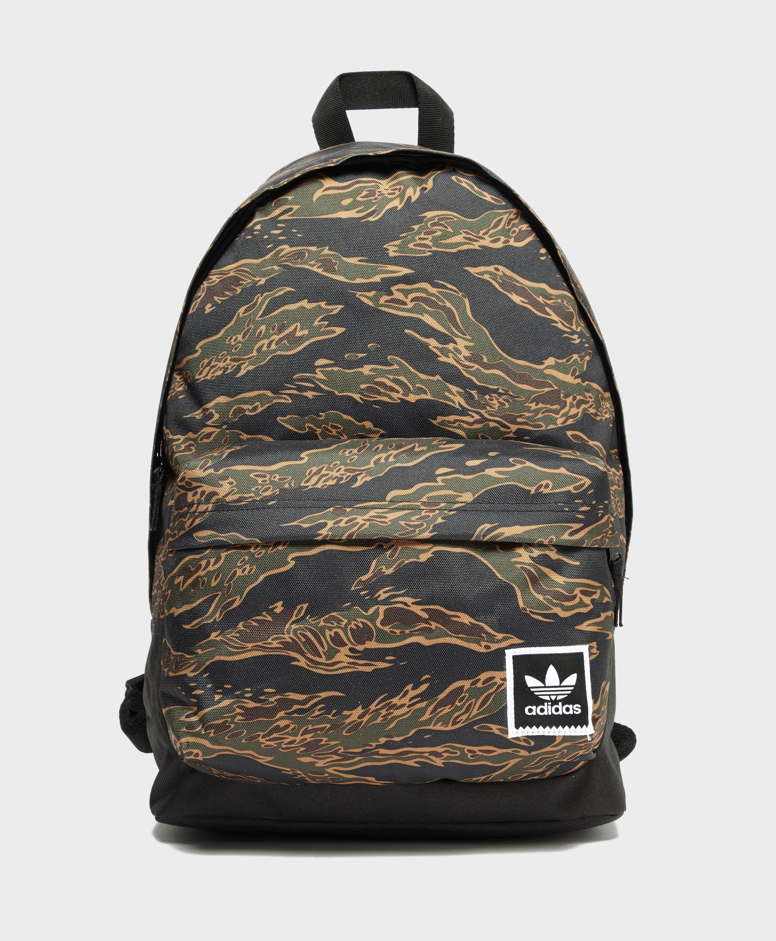 665e04a2c77 Lyst - Adidas Originals Camo Print Backpack - Online Exclusive for Men